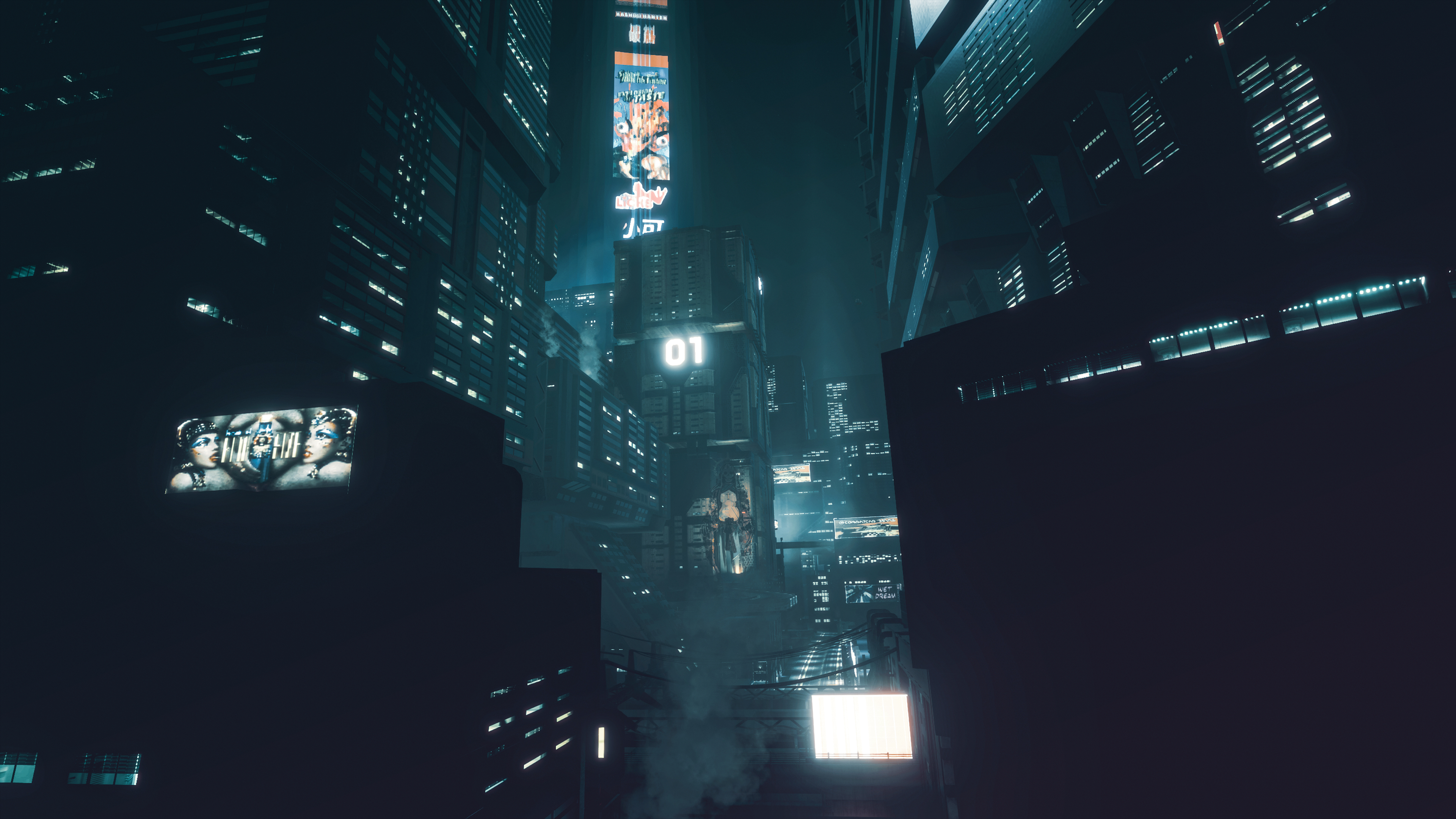 General 3840x2160 Cyberpunk 2077 PC gaming video games