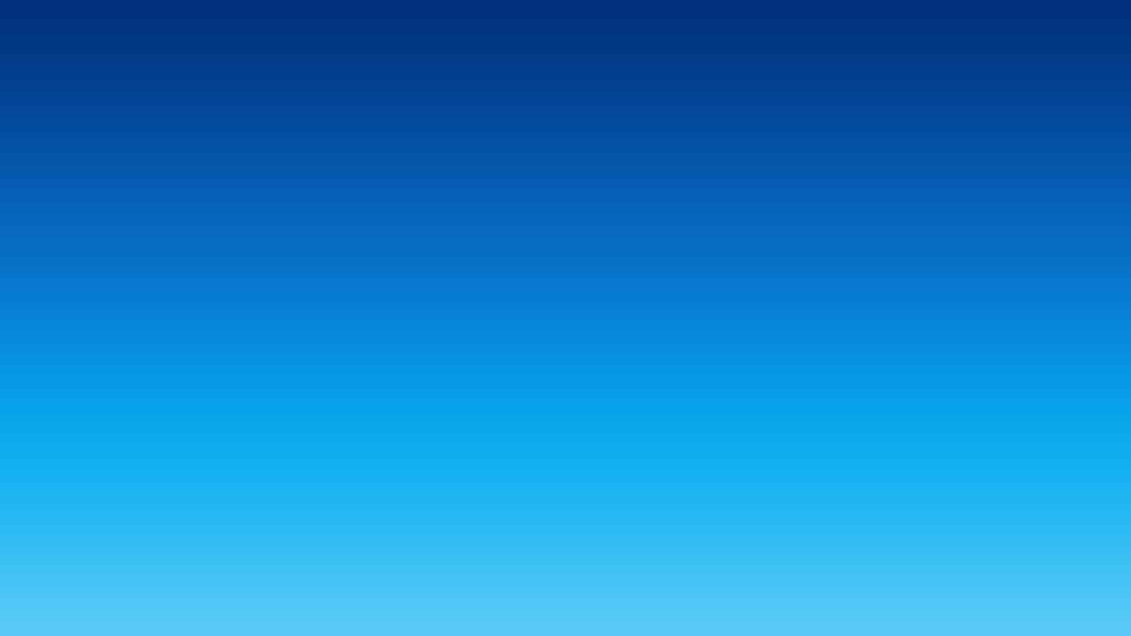 General 3840x2160 gradient minimalism simple blue background blue cyan