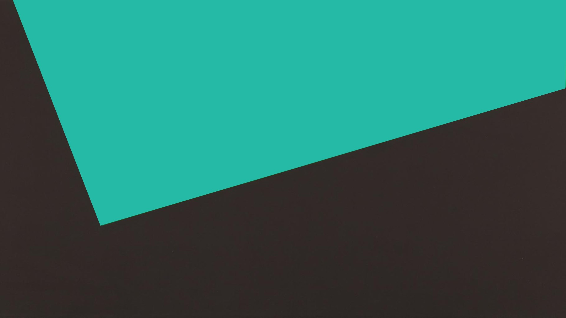 General 1920x1080 minimalism abstract Carmen Herrera teal