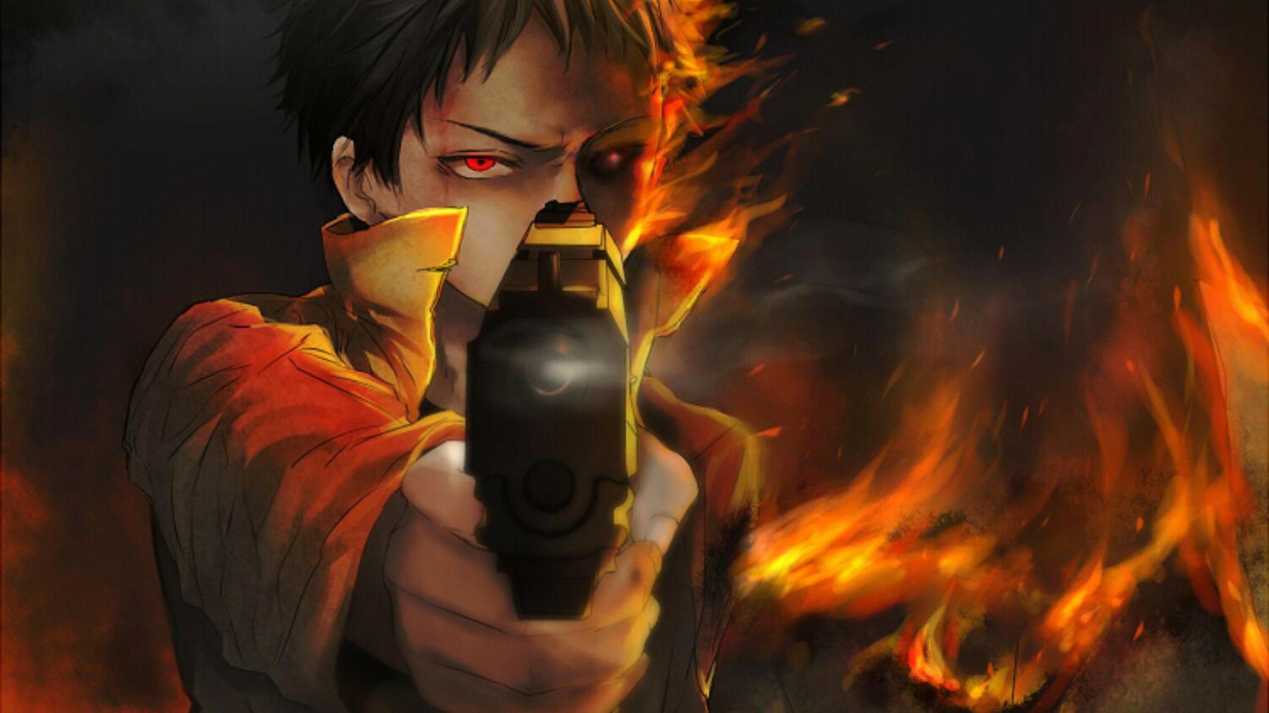 Anime 2560x1440 One-Punch Man zombie man anime
