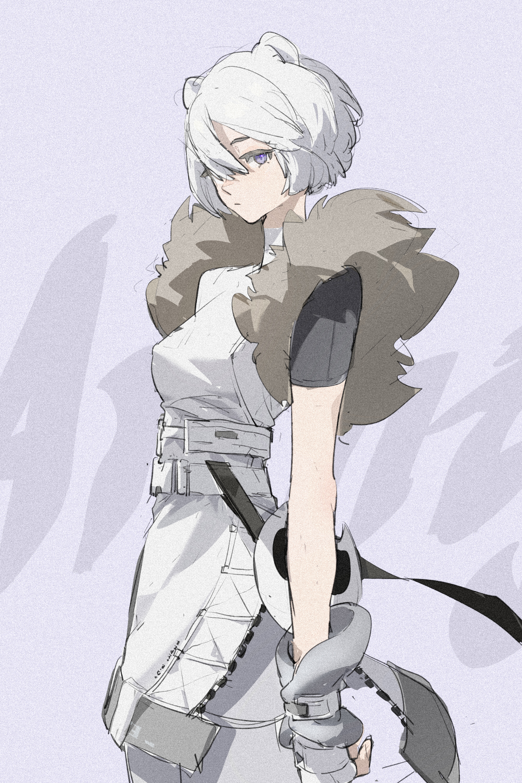 Anime 2000x3000 anime anime girls ERUU Arknights Shirayuki (Arknights)