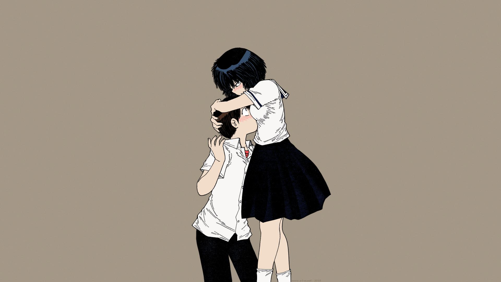 Anime 1920x1080 Nazo no Kanojo X Mysterious Girlfriend X Urabe Mikoto anime manga anime girls Ueshiba Riichi