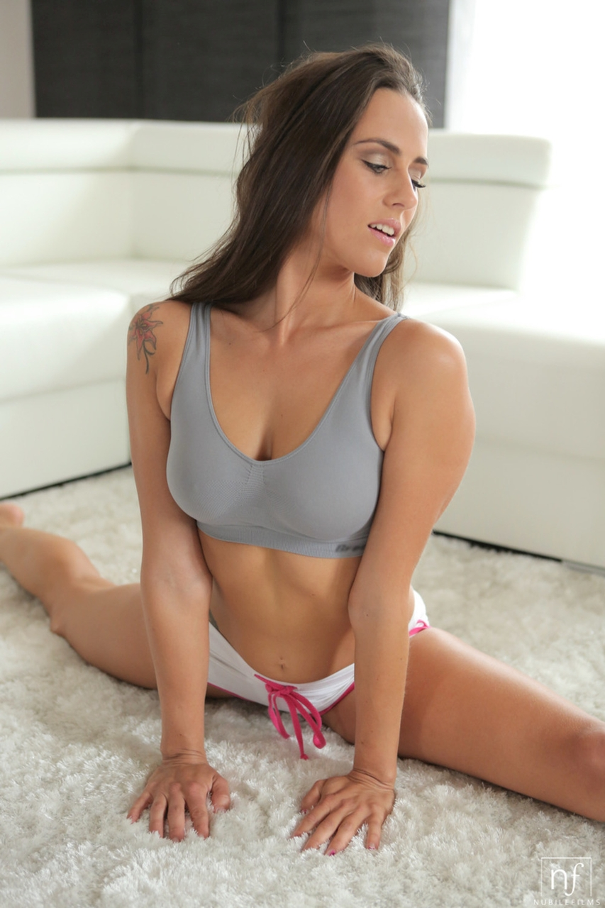 Alina Lopez, pornstar, Latinas, looking at viewer, Nubile