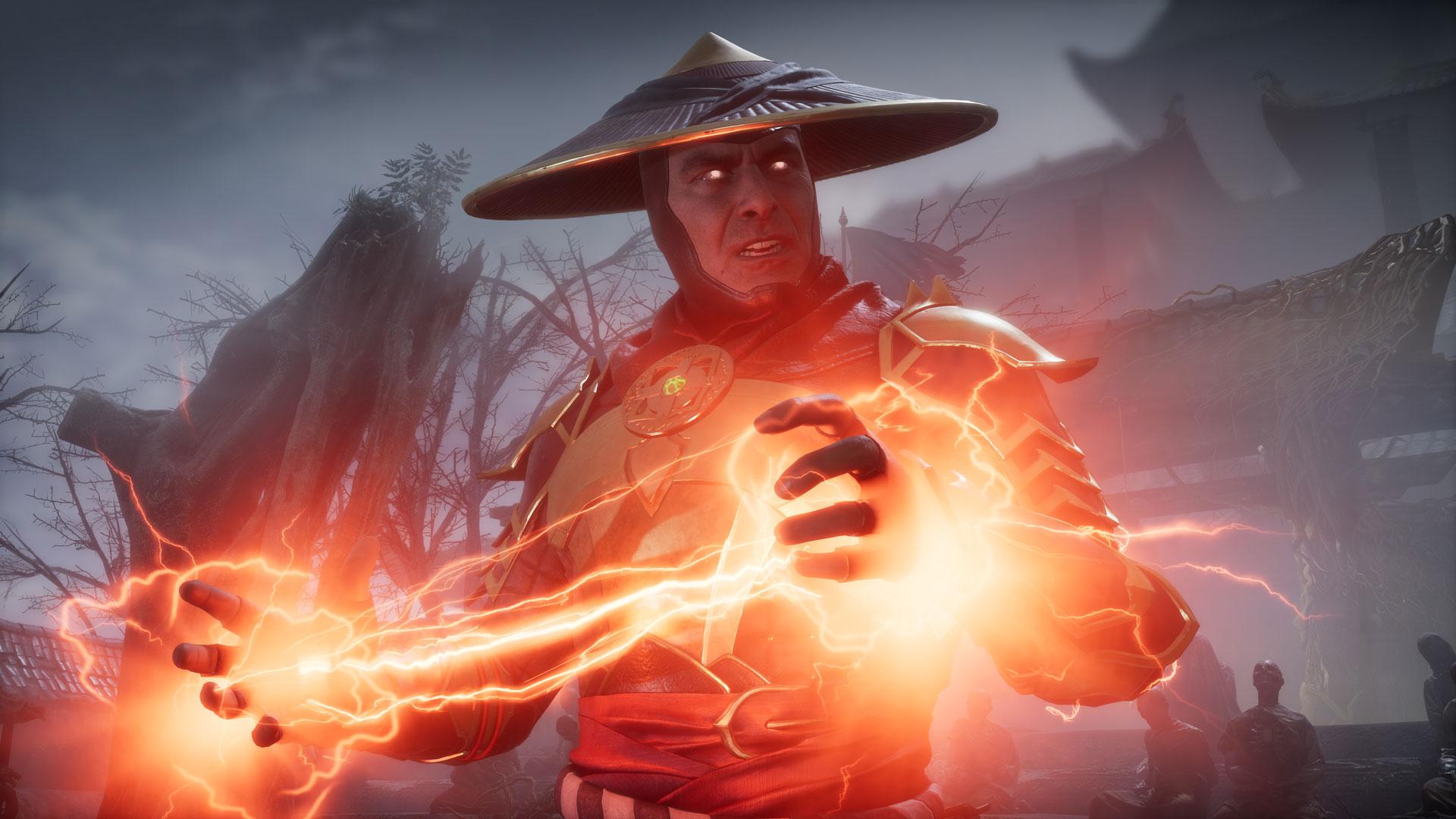 General 1920x1080 Mortal Kombat 11 video games Video Game Warriors