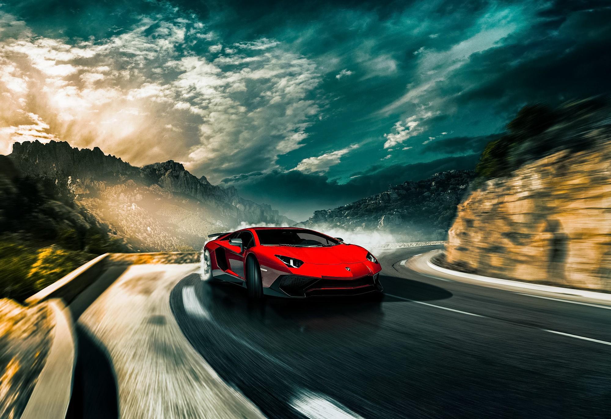 General 2000x1372 car vehicle Lamborghini Lamborghini Aventador