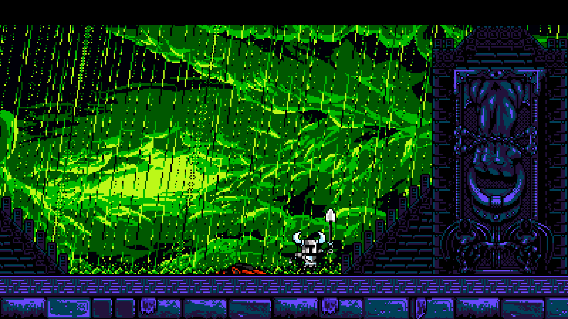 General 1920x1080 Shovel Knight video games pixel art retro games 8-bit 16-bit