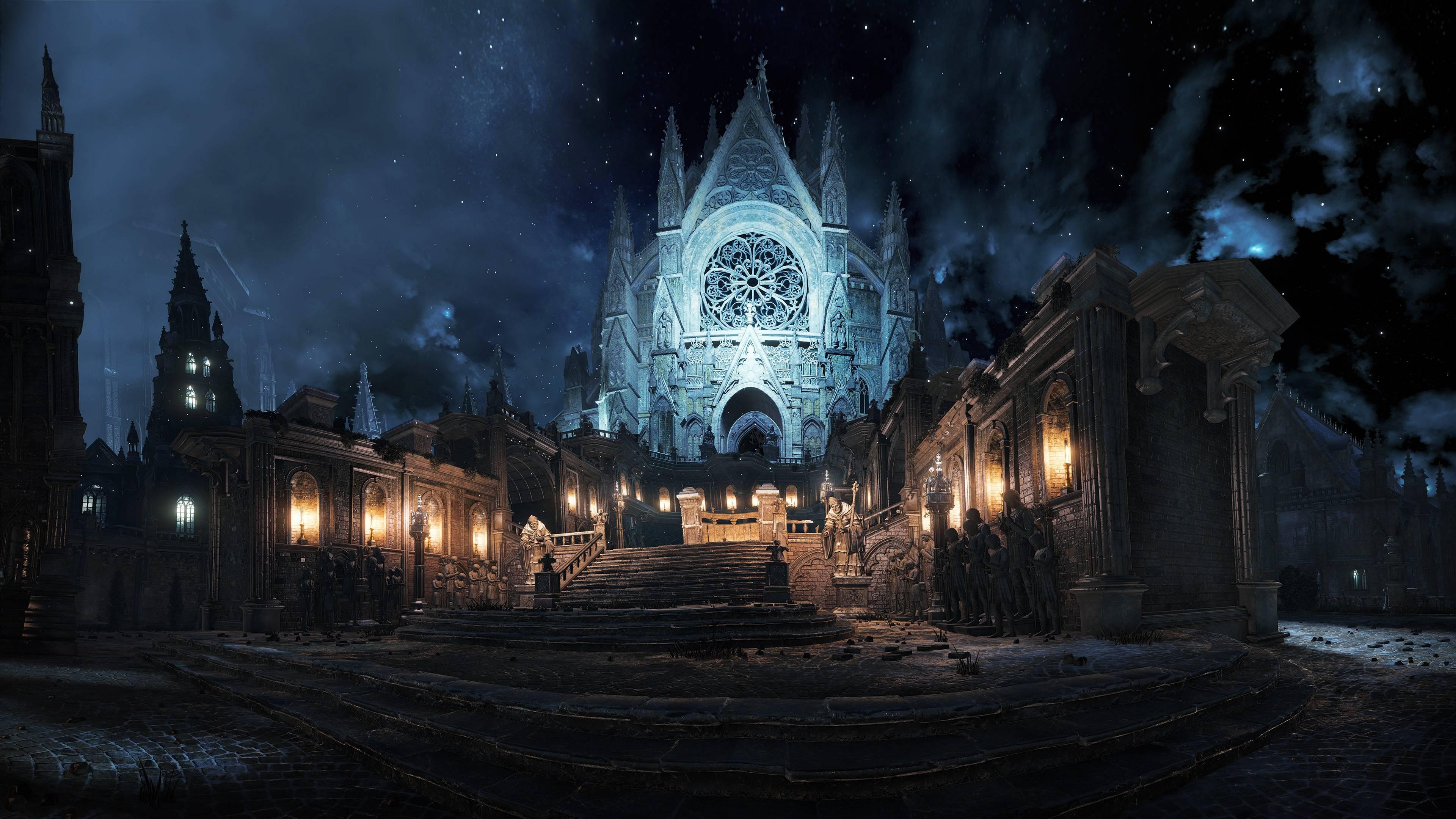 General 3840x2160 Dark Souls III screen shot video games