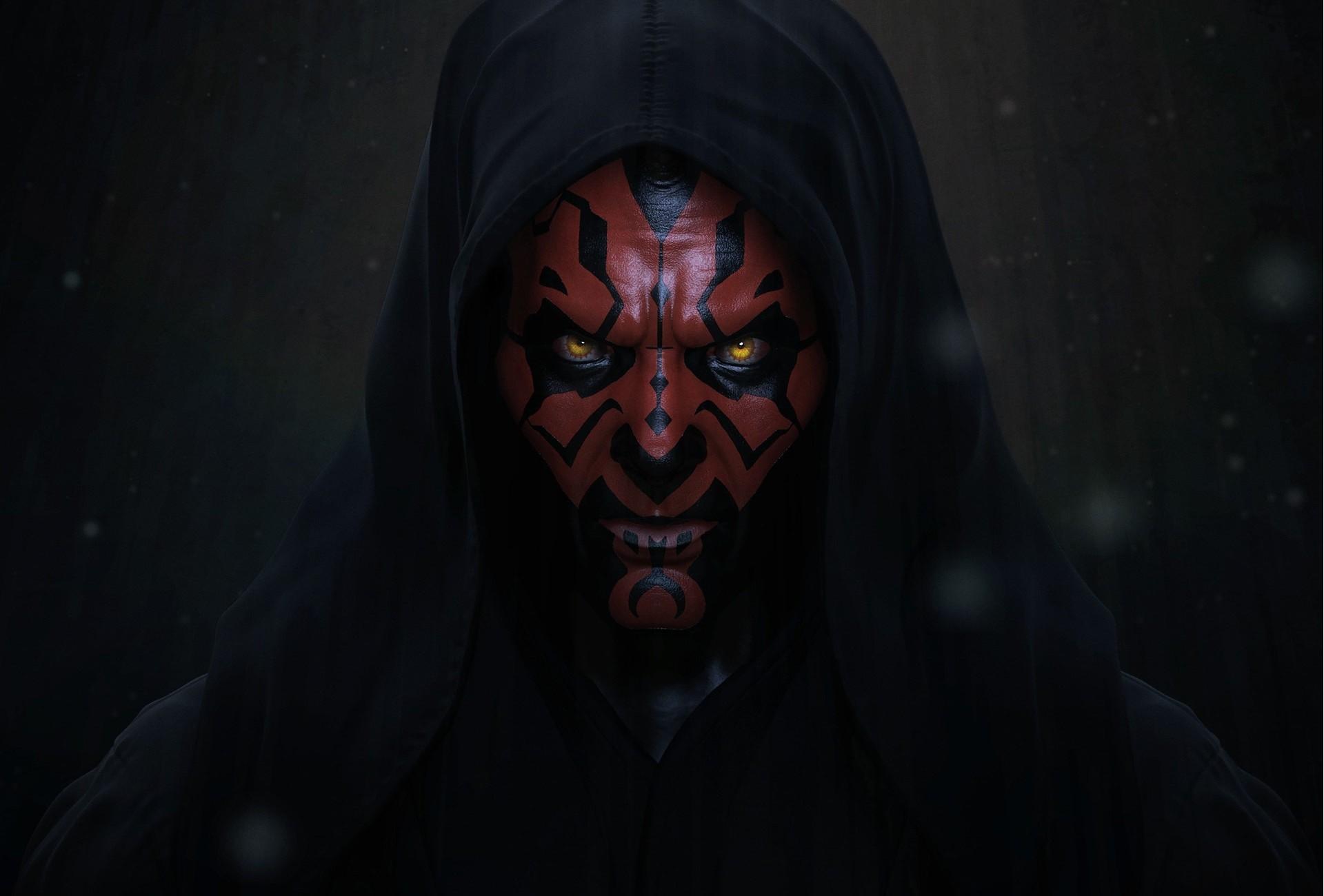 General 1920x1300 Sith Darth Maul Star Wars artwork Star Wars Villains