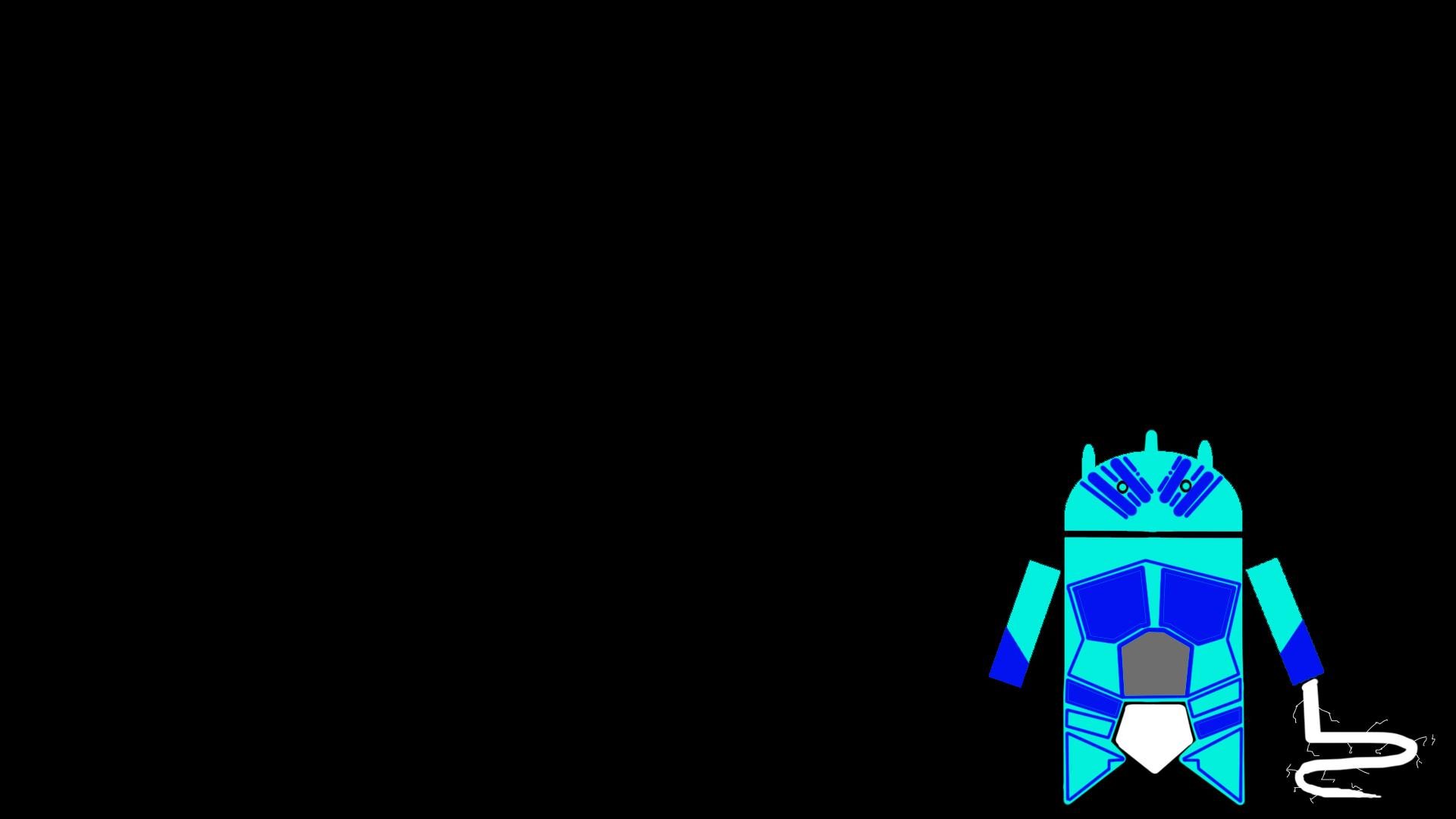 General 1920x1080 Microsoft Windows Android (operating system) Razor Dota 2 cyan black background