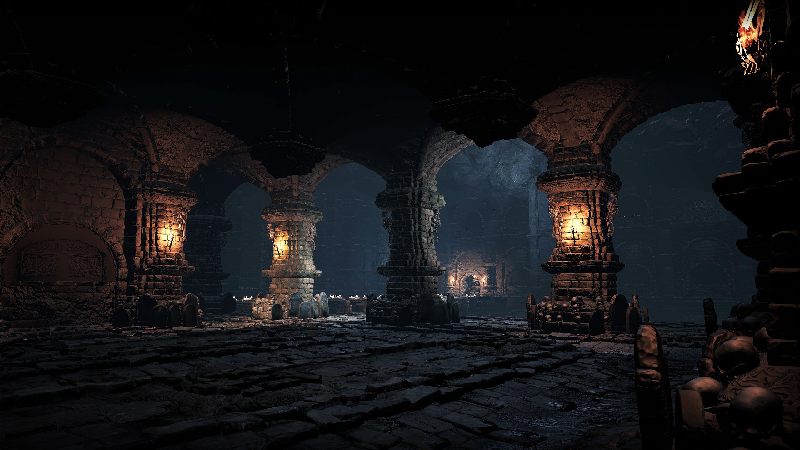 General 2560x1440 Dark Souls Dark Souls III video games