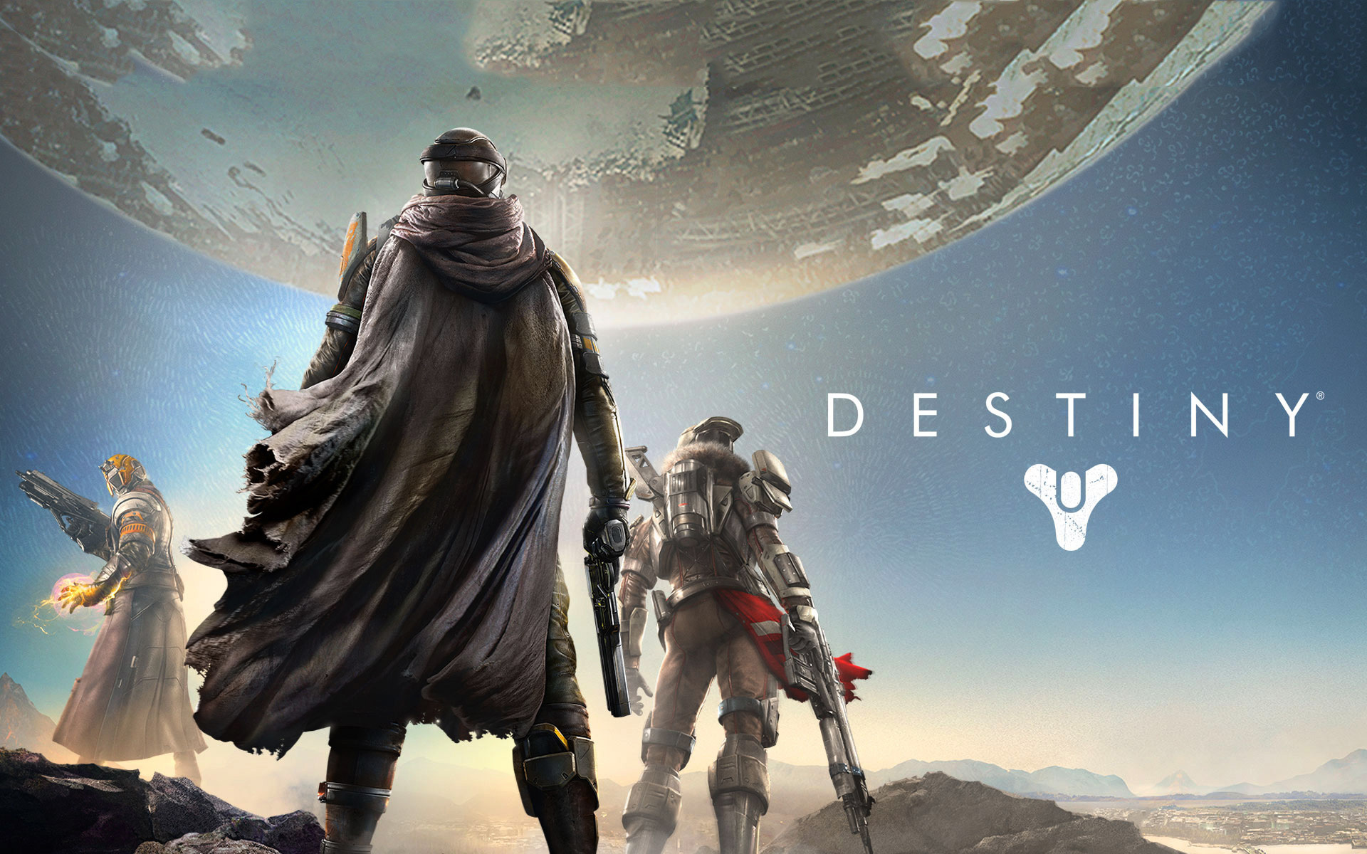 General 1920x1200 destiny Destiny 2  Destiny (video game) video games science fiction magician hunter (destiny) Titan (Destiny) armor futuristic armor