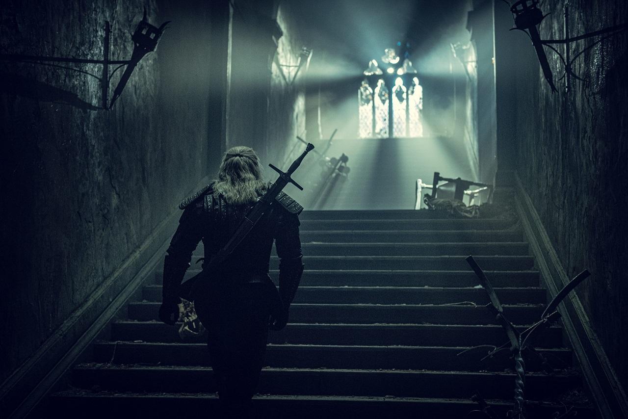 People 1280x854 The Witcher (TV Series) Netflix Geralt of Rivia Henry Cavill Netflix TV Series TV Series TV