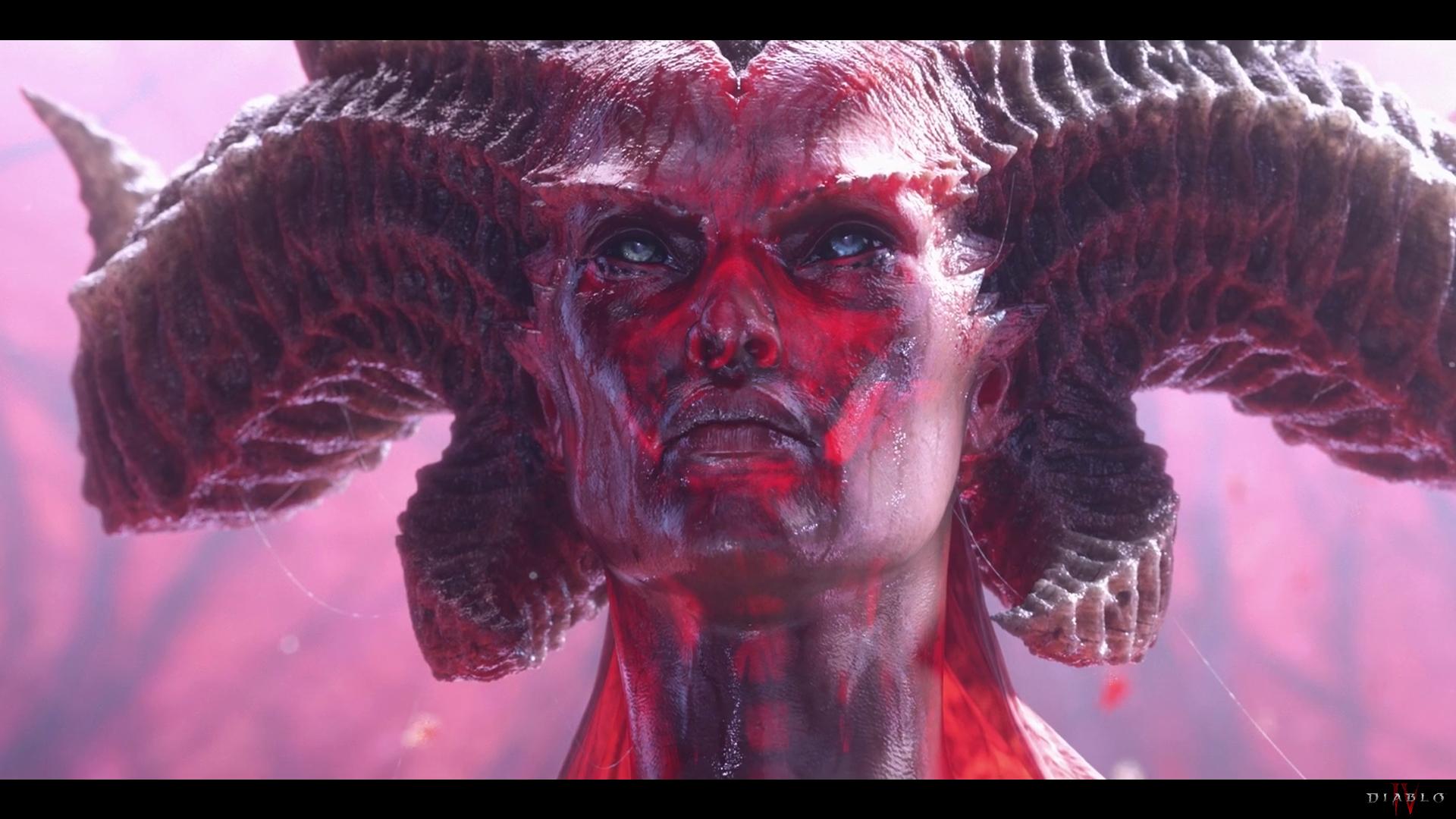 General 1920x1080 Diablo diablo 4 diablo iv Blizzard Entertainment Lilith (Diablo)