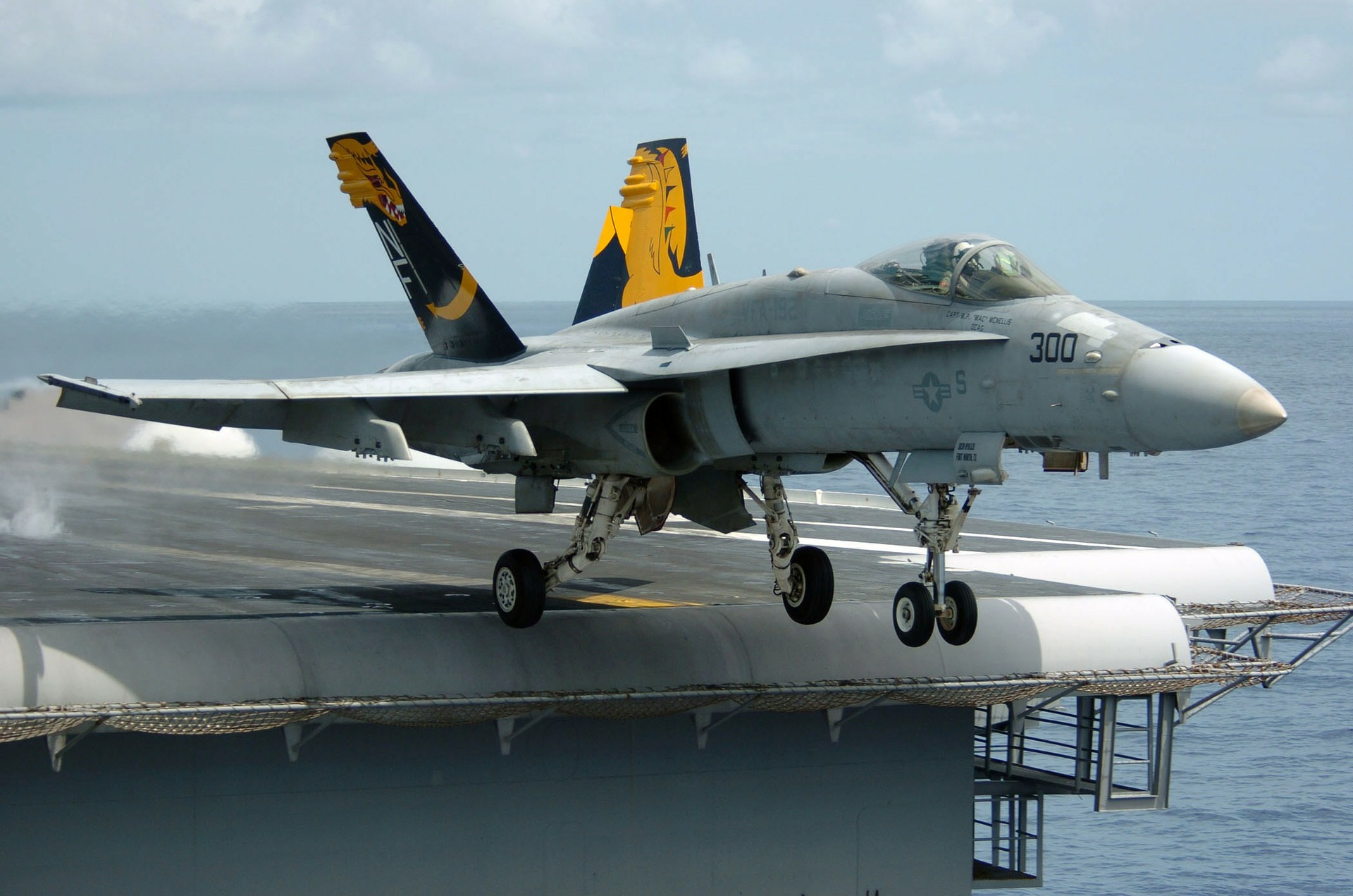 General 1920x1271 F/A-18 Hornet aircraft jet fighter navy aircraft carrier