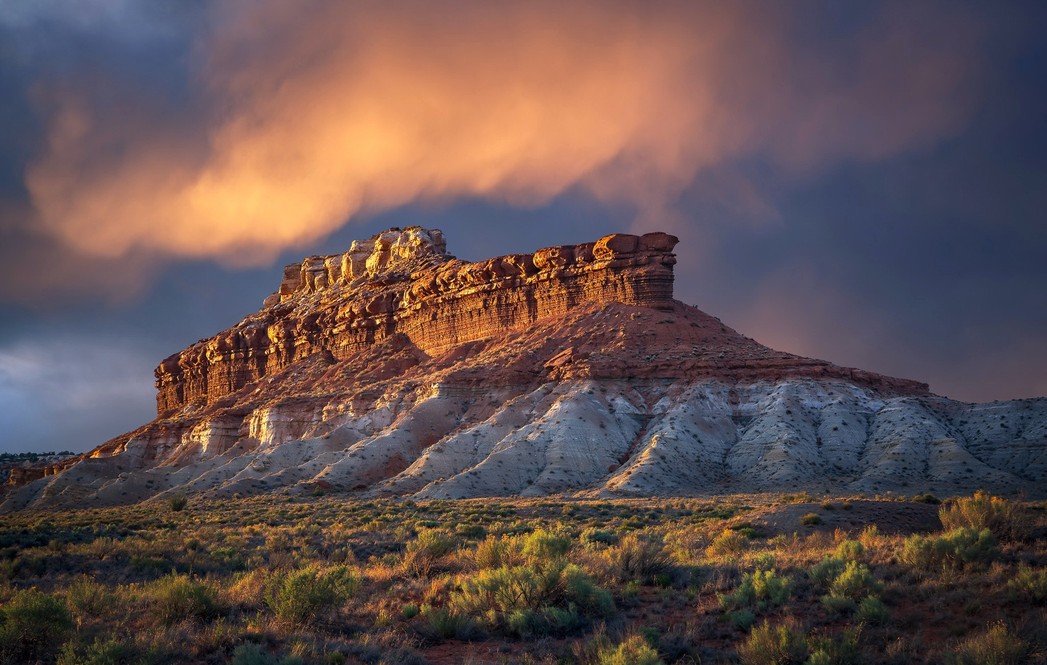 General 2047x1300 USA rock nature landscape Arizona