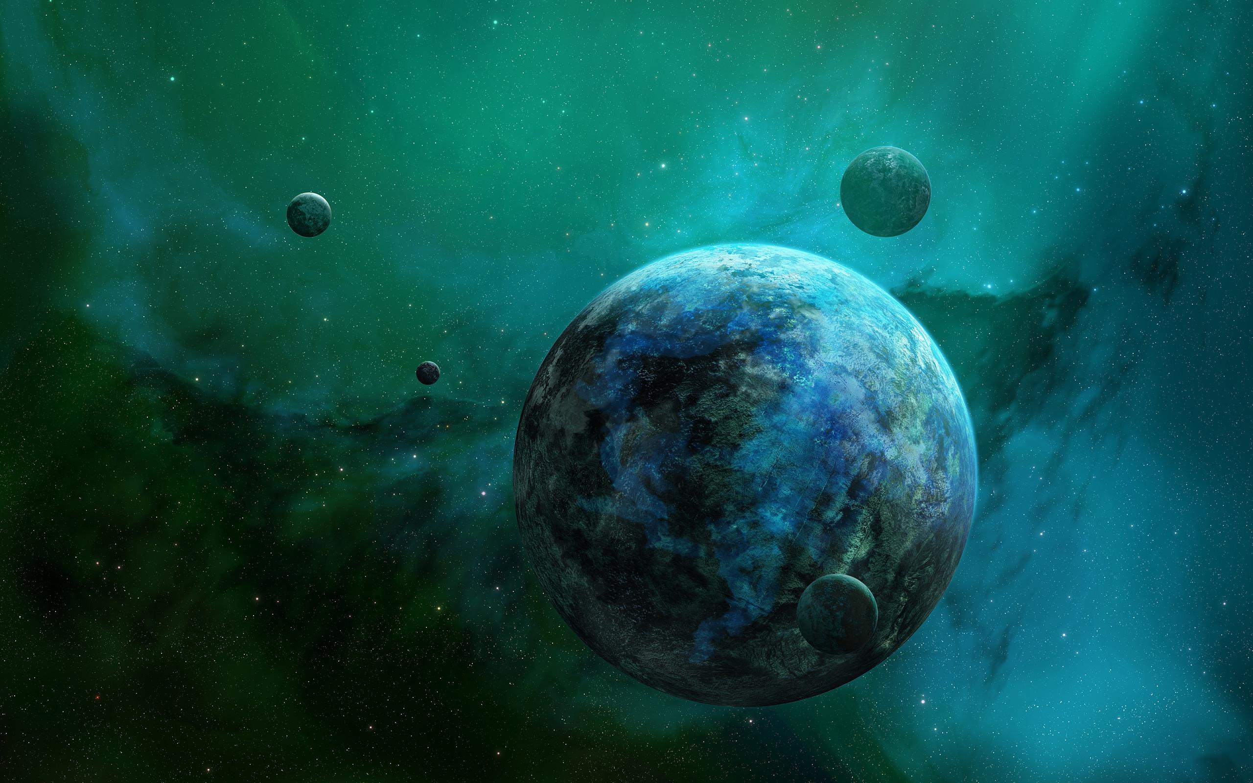 General 2560x1600 planet space art space digital art JoeyJazz