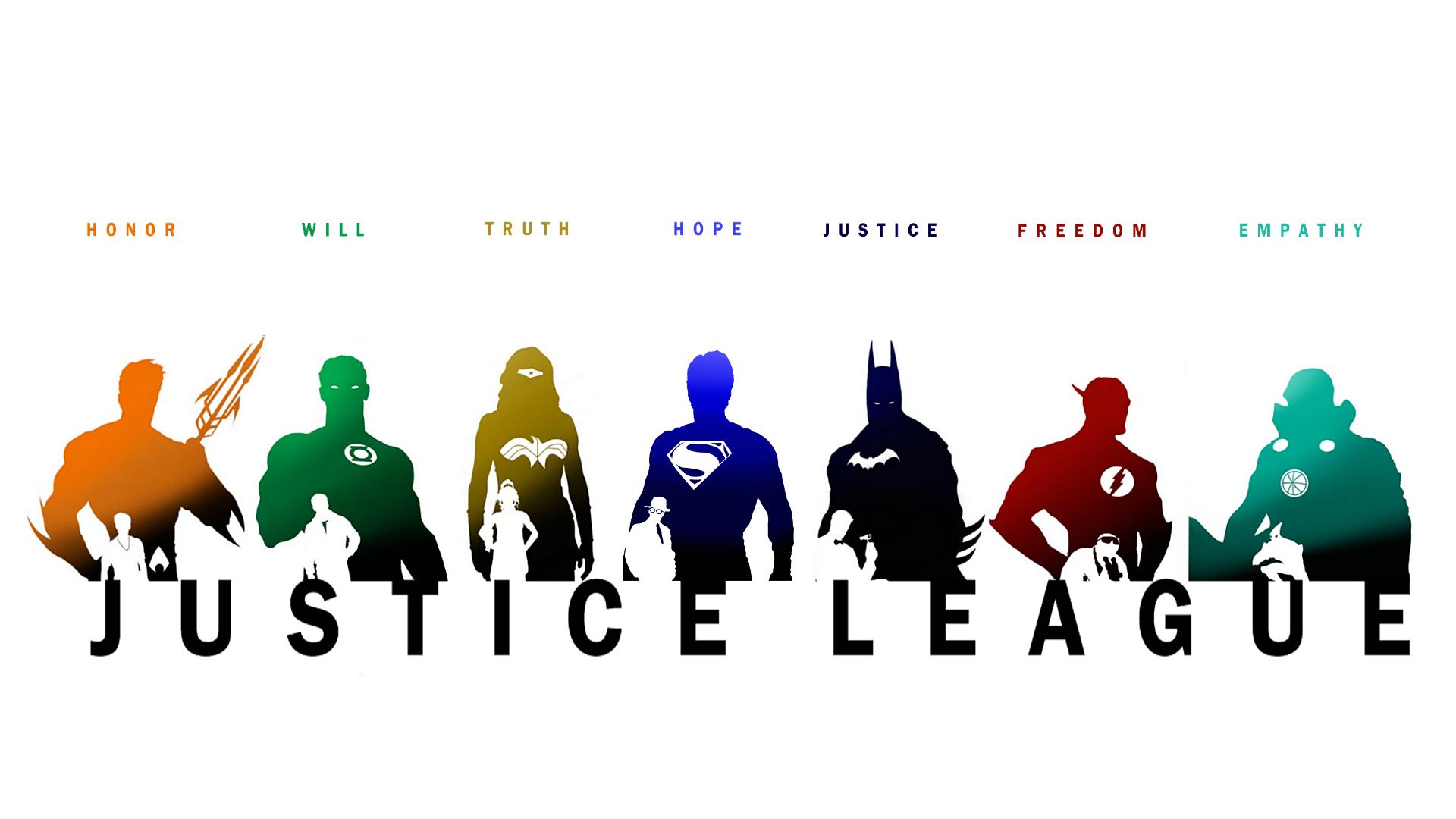 General 1920x1080 DC Comics superhero Justice League Wonder Woman Batman Begins Superman Man of Steel Flash Green Lantern Aquaman Martian Manhunter
