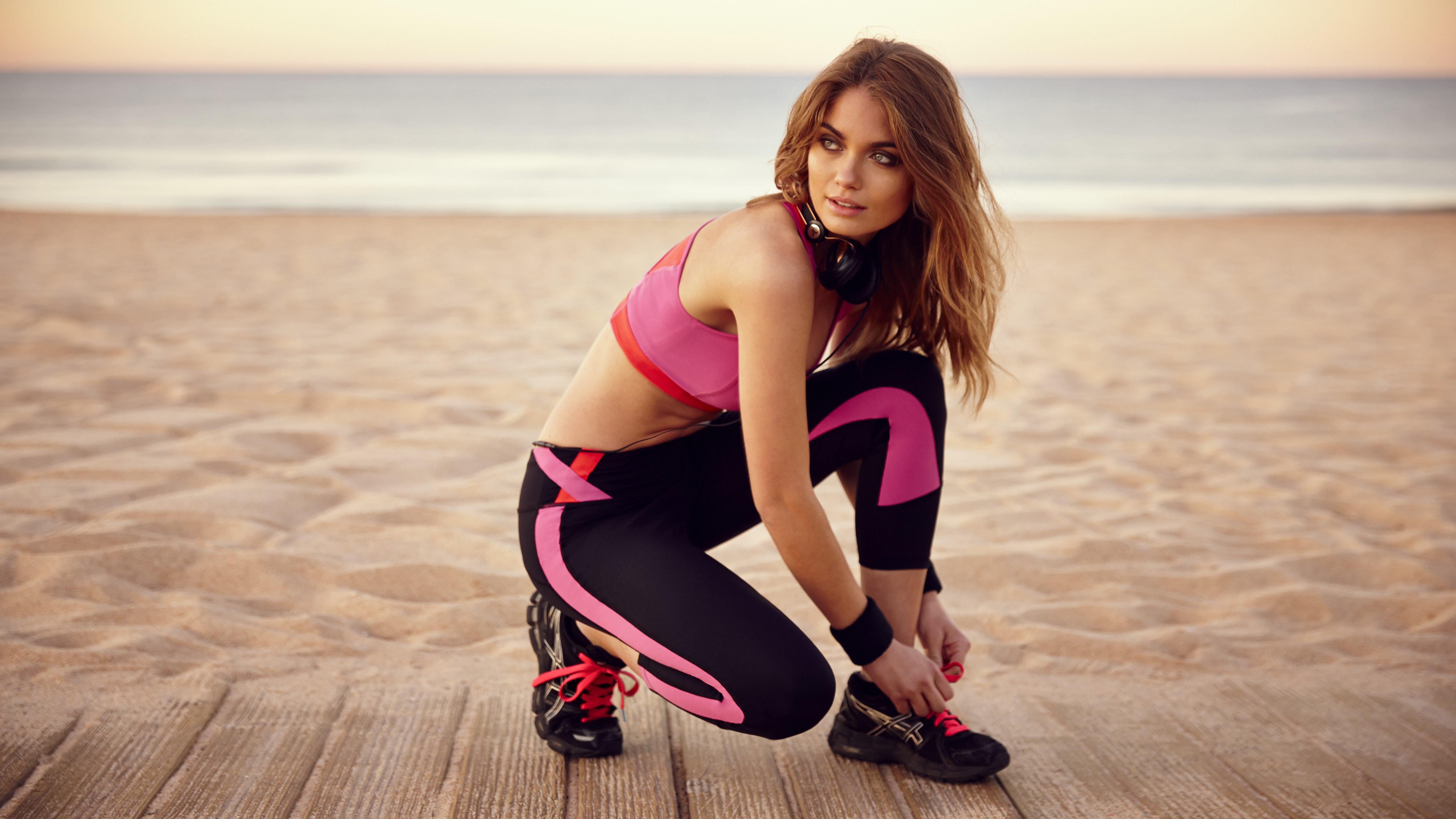 Hot women runners sexy
