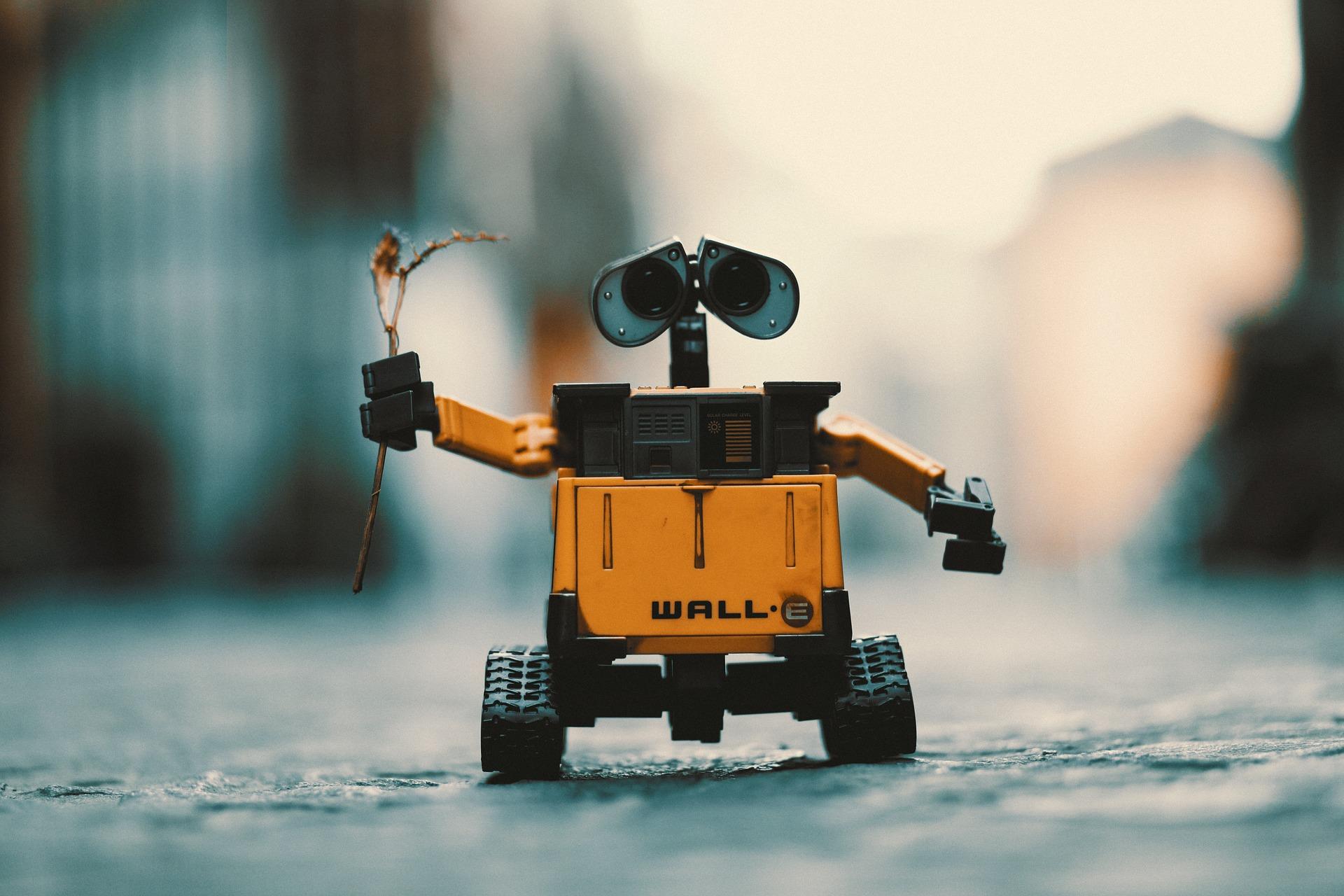 General 1920x1280 WALL·E WALL-E robot