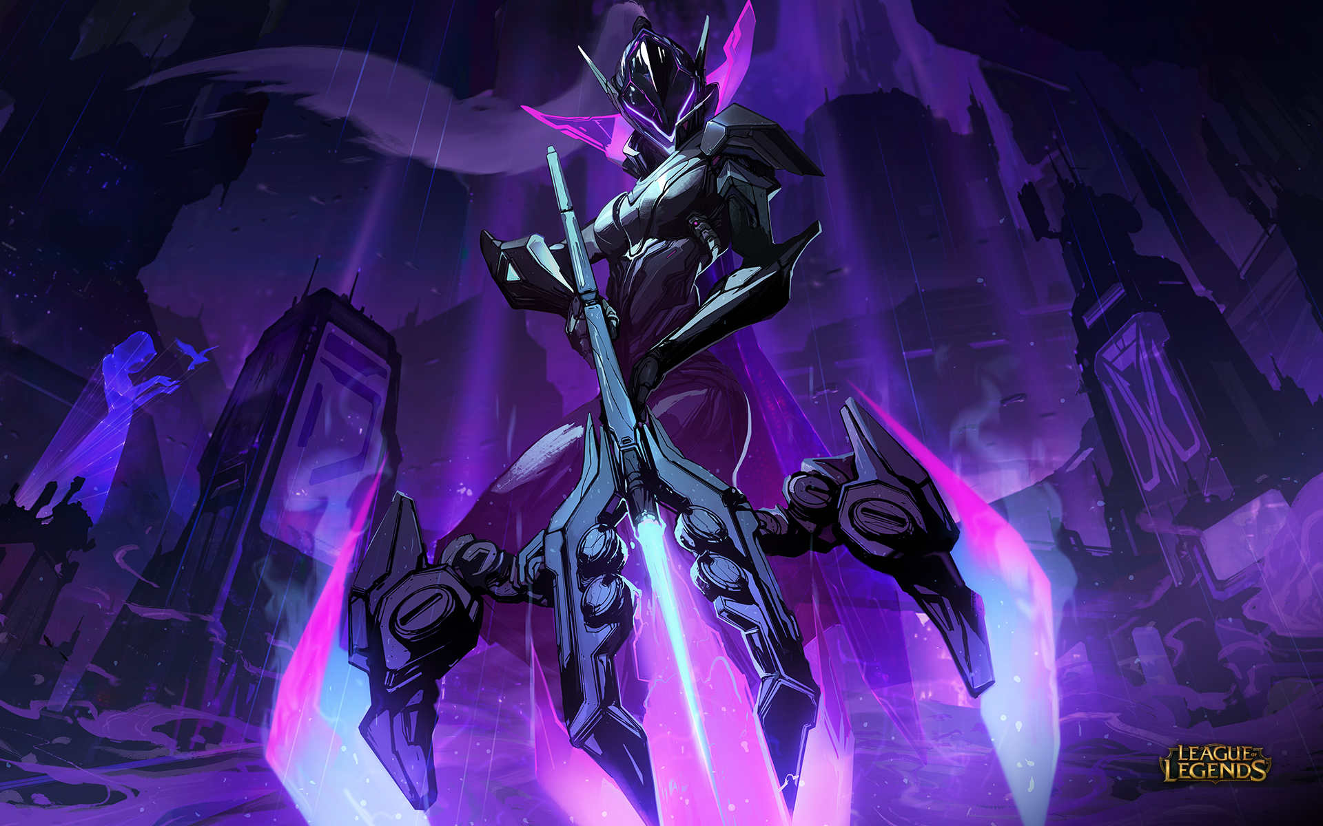 General 1920x1200 League of Legends Summoner's Rift Project Skins Vayne (League of Legends) Vayne