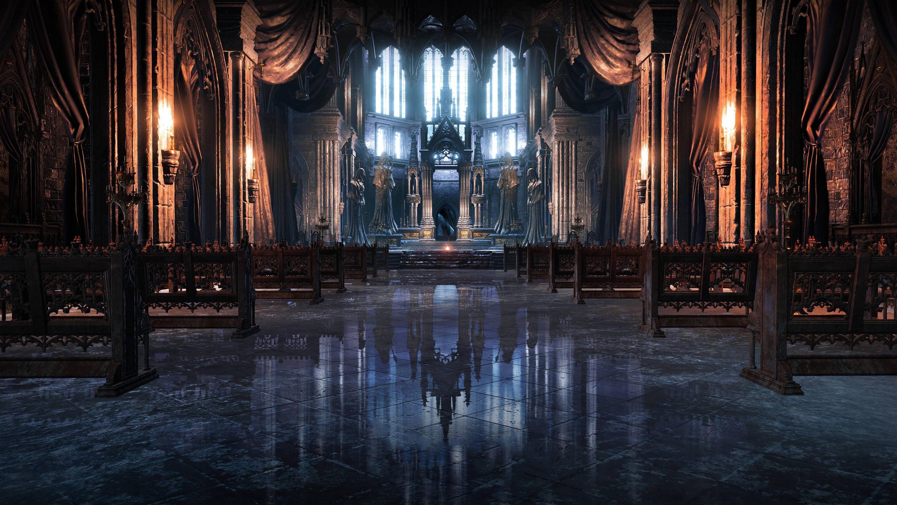 General 3072x1728 Dark Souls III screen shot video games