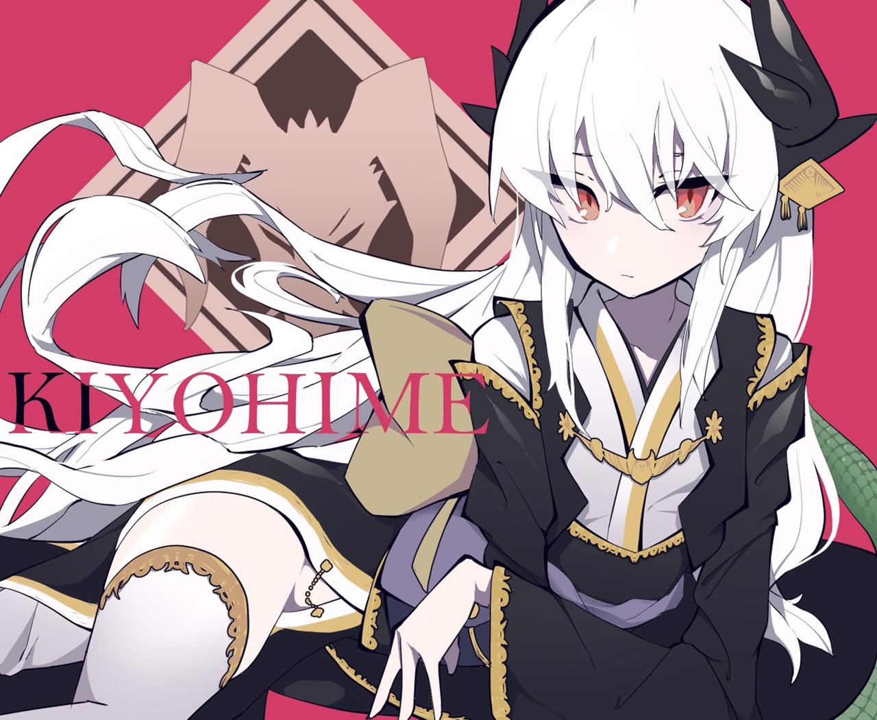 Anime 1280x1050 anime anime girls illustration Kiyohime (Fate/Grand Order) Fate/Grand Order