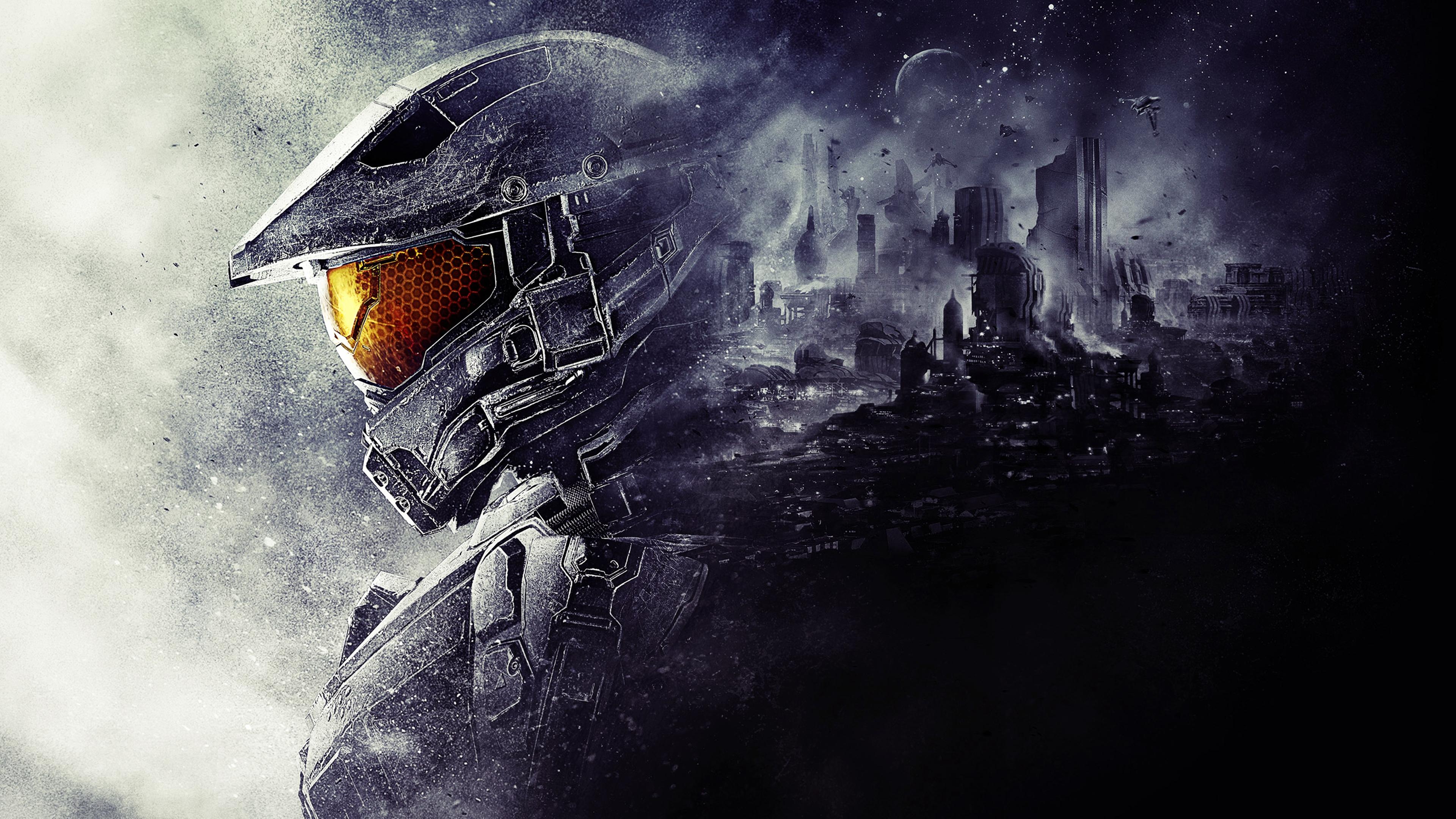 General 3840x2160 Halo 4 Halo 5: Guardians Halo Reach Halo Legends
