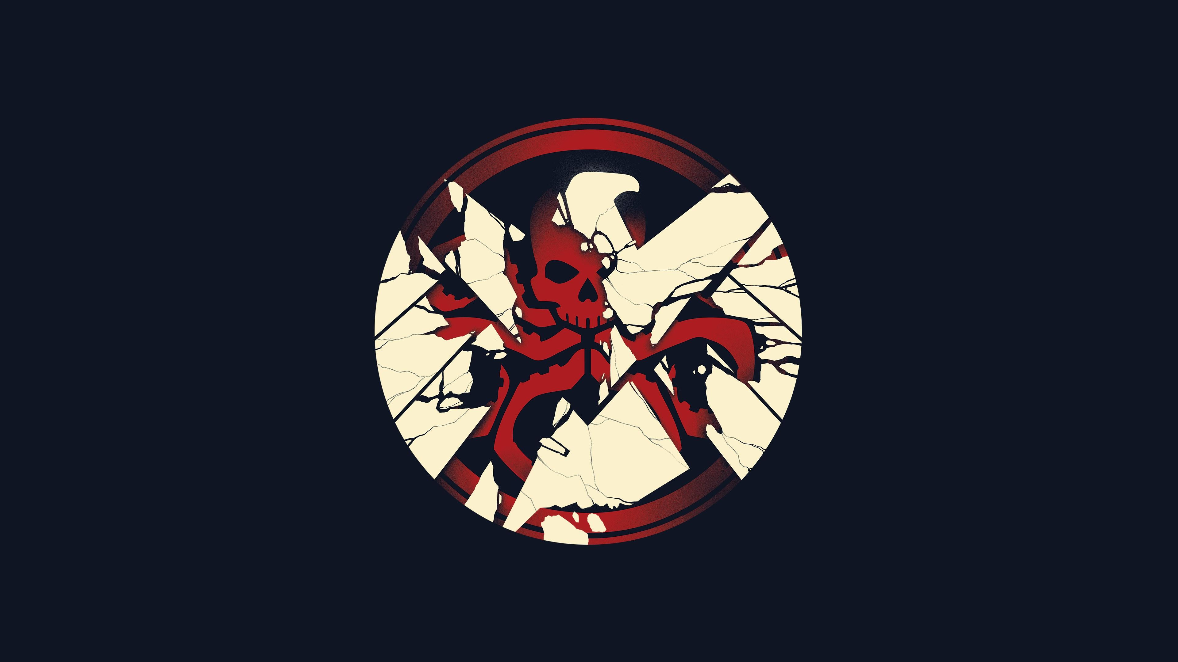 General 3840x2160 Marvel Comics Hydra (comics) S.H.I.E.L.D.