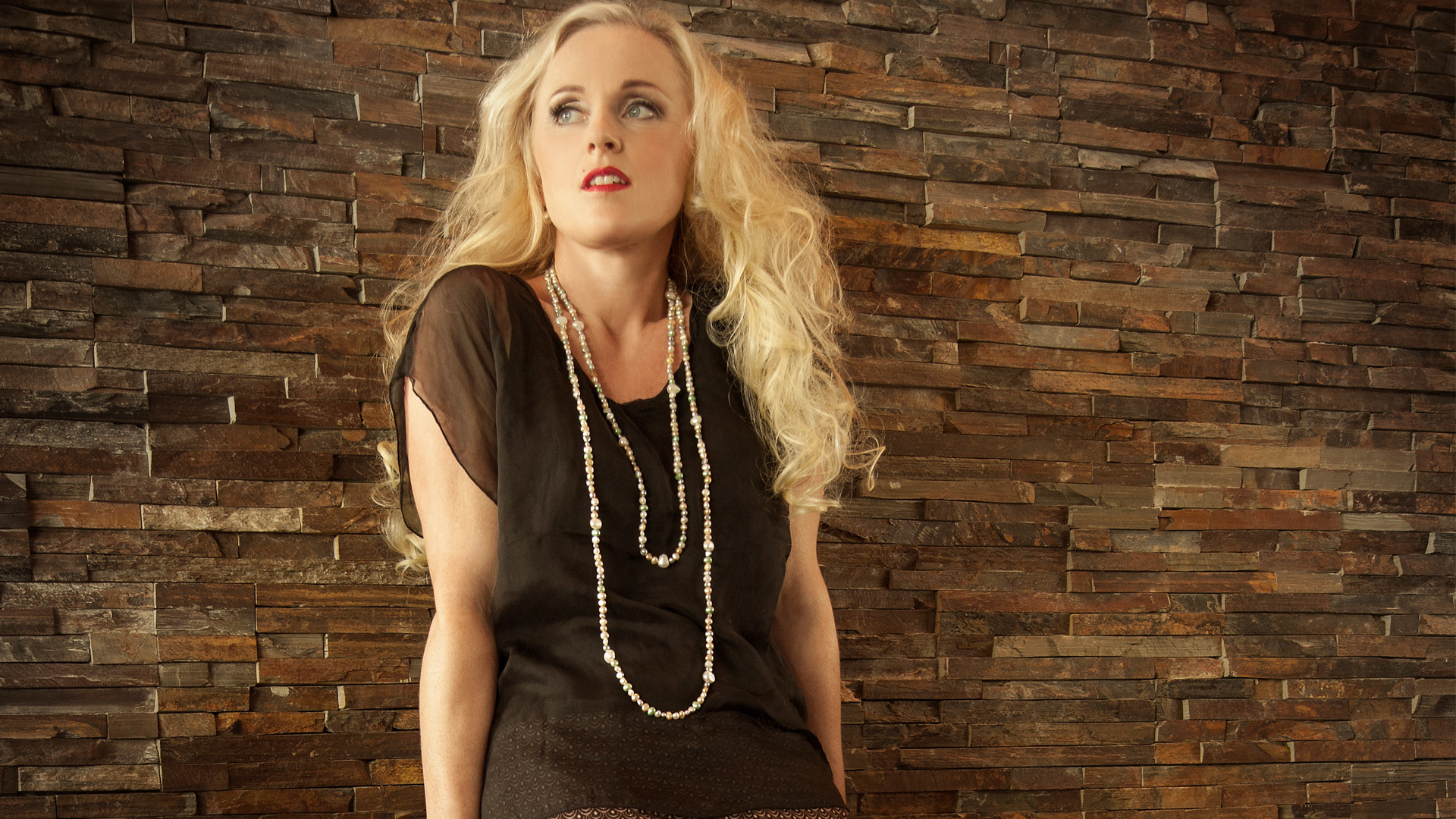 People 1920x1080 singer blonde Liv Kristine