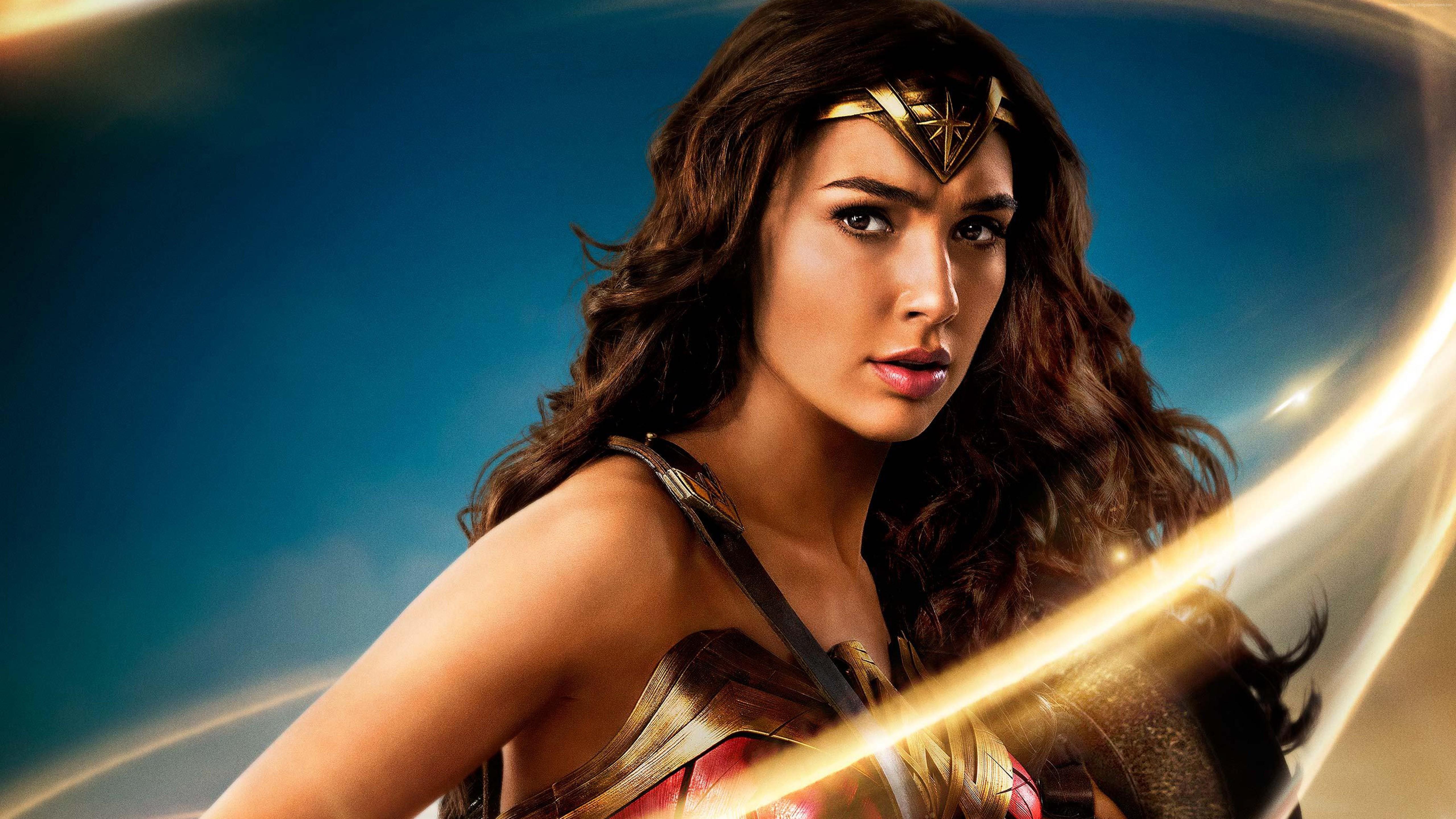 People 5120x2880 superhero Wonder Woman Gal Gadot