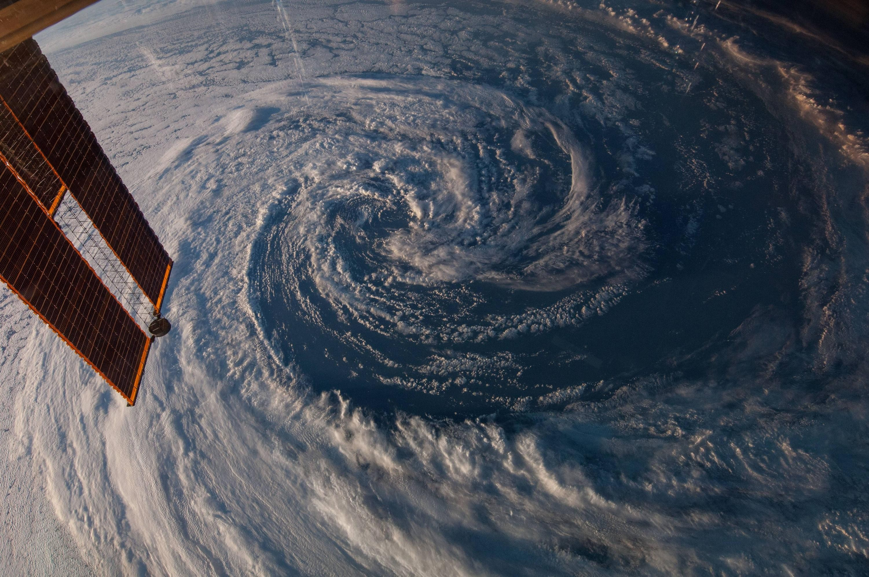 General 3002x1994 International Space Station storm NASA clouds space Earth hurricane aerial view