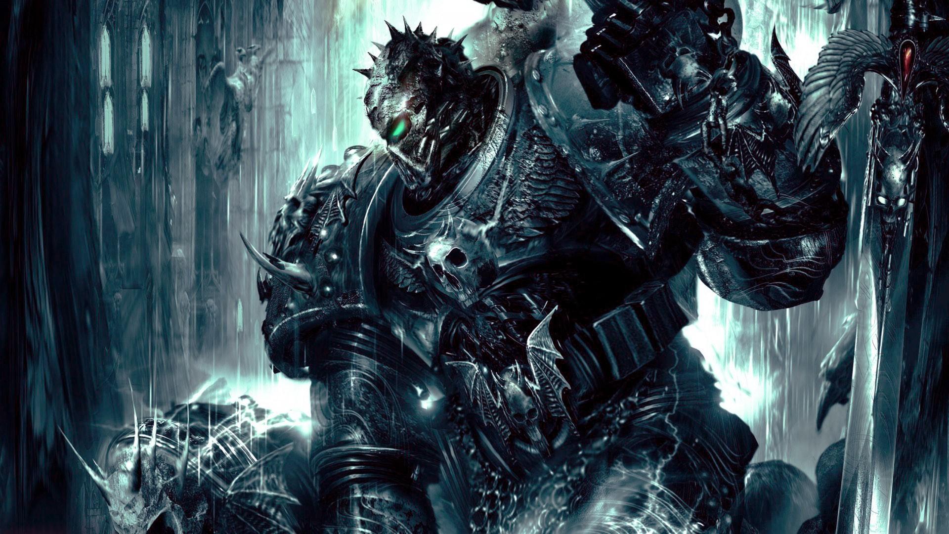 General 1920x1080 Chaos Space Marine Warhammer 40,000 creature Chaos