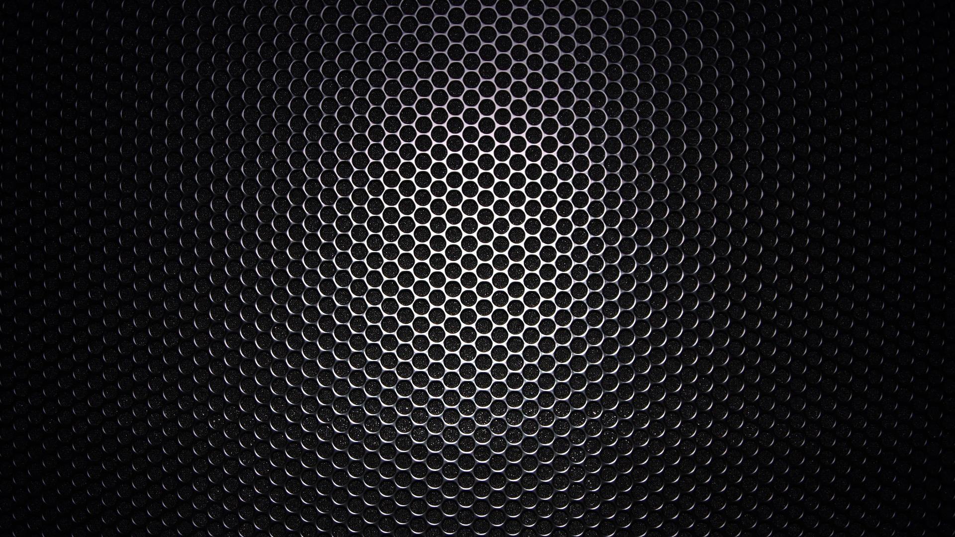 General 1920x1080 black texture gradient grid