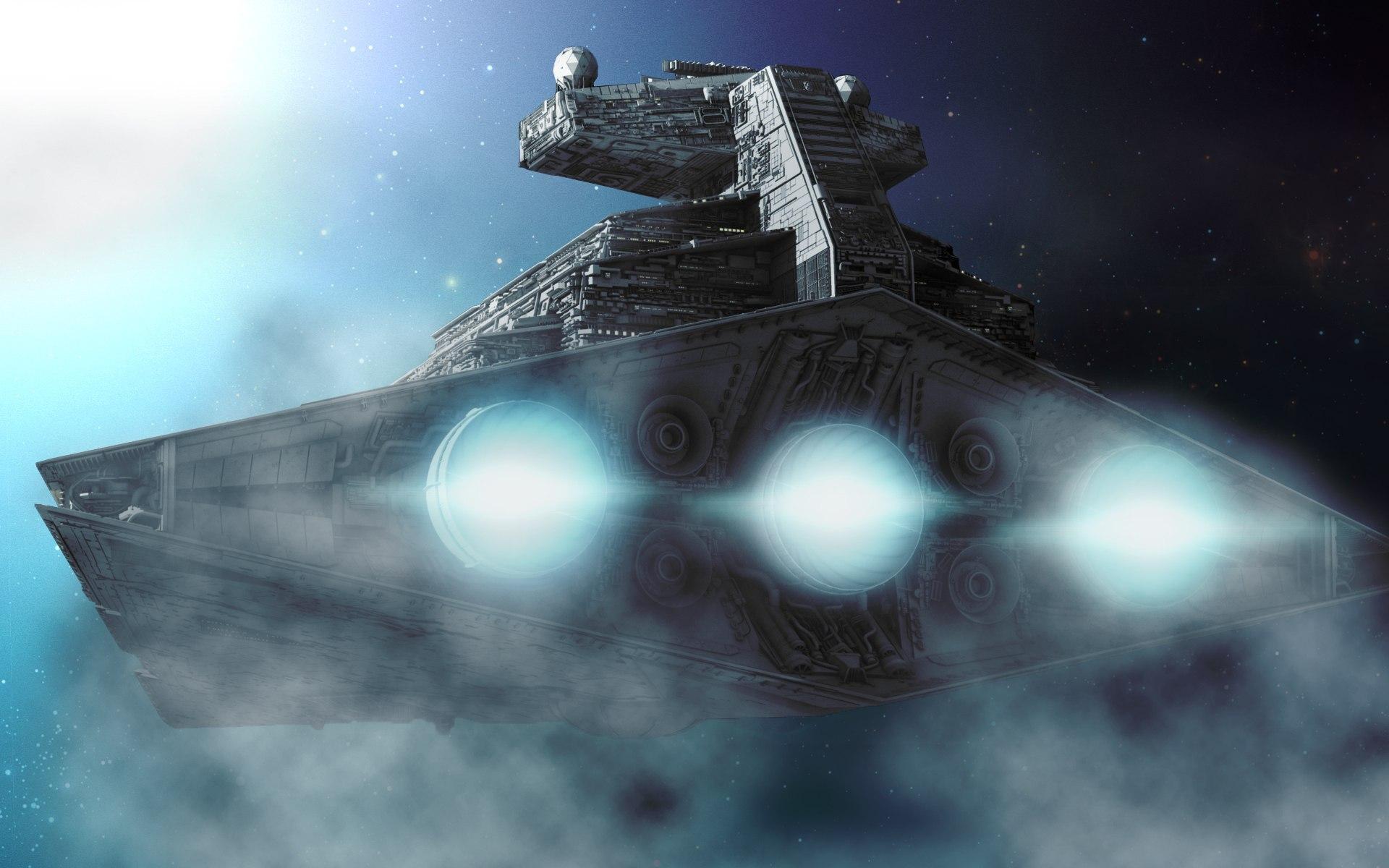 General 1920x1200 Star Wars Star Destroyer digital art spaceship Imperial Forces science fiction Star Wars Ships
