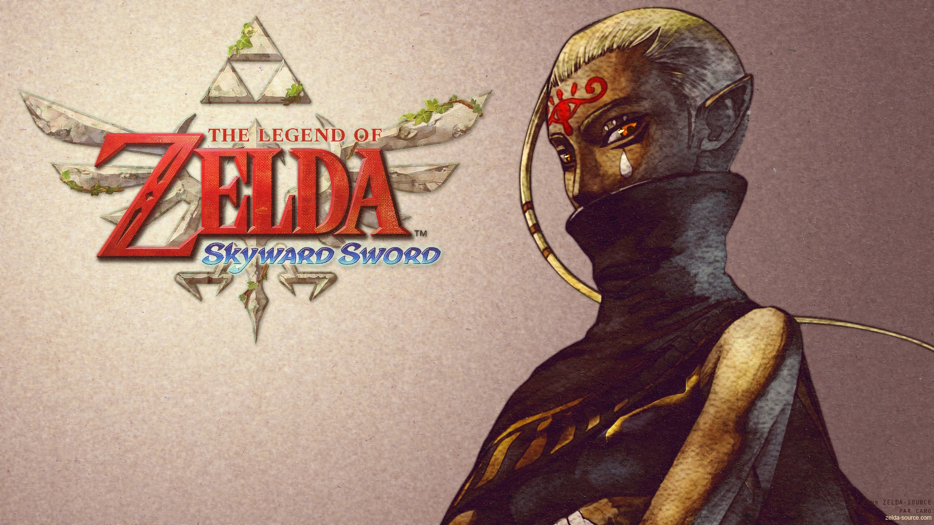 General 1920x1080 Impa video games the legend of zelda: skyward sword tears The Legend of Zelda video game art video game girls
