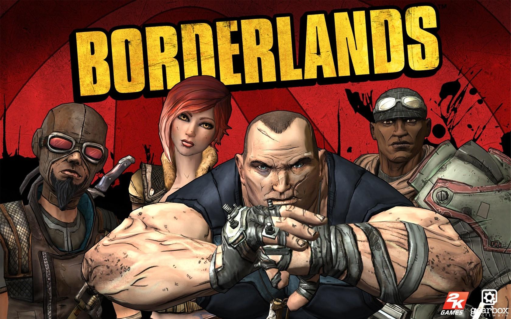General 1680x1050 Borderlands video games PlayStation 3 Xbox 360 PC gaming video game art video game man video game girls