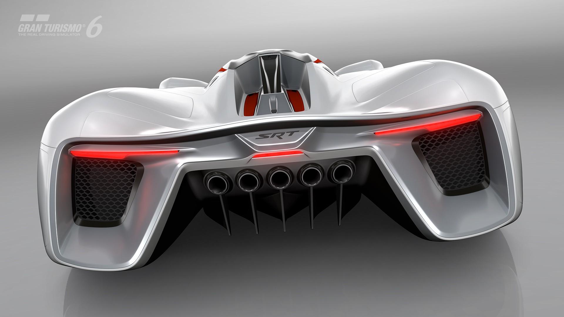 General 1920x1080 Vision Gran Turismo SRT concept car Dodge