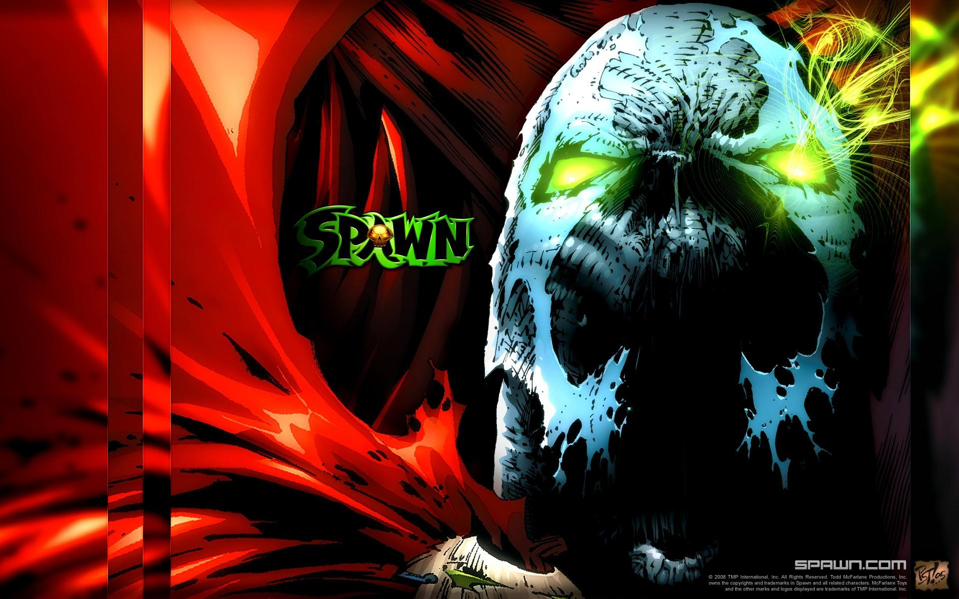 General 1920x1200 Spawn Todd McFarlane Image Comics