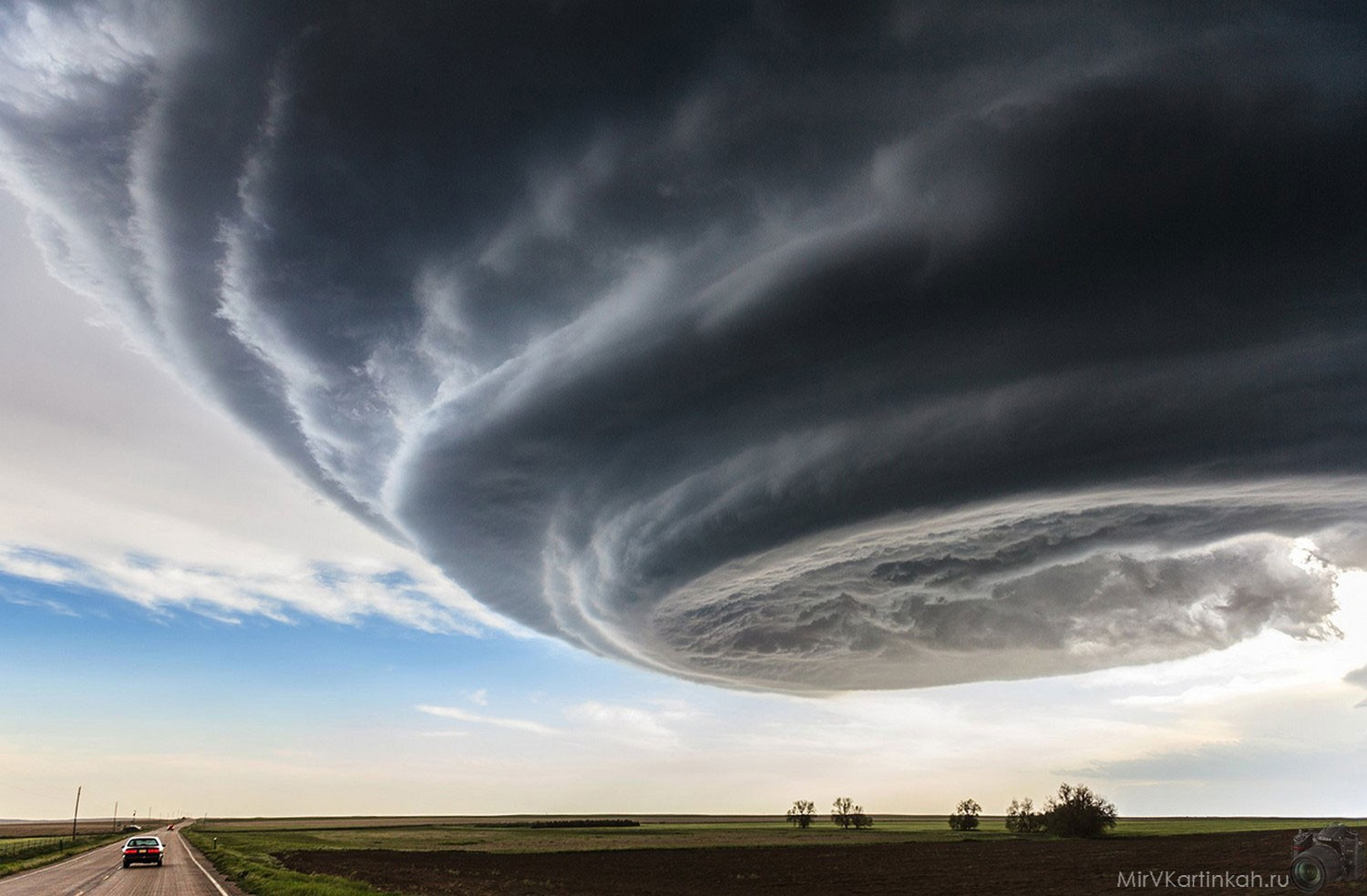 General 1500x984 clouds supercell (nature) storm nature landscape skyscape
