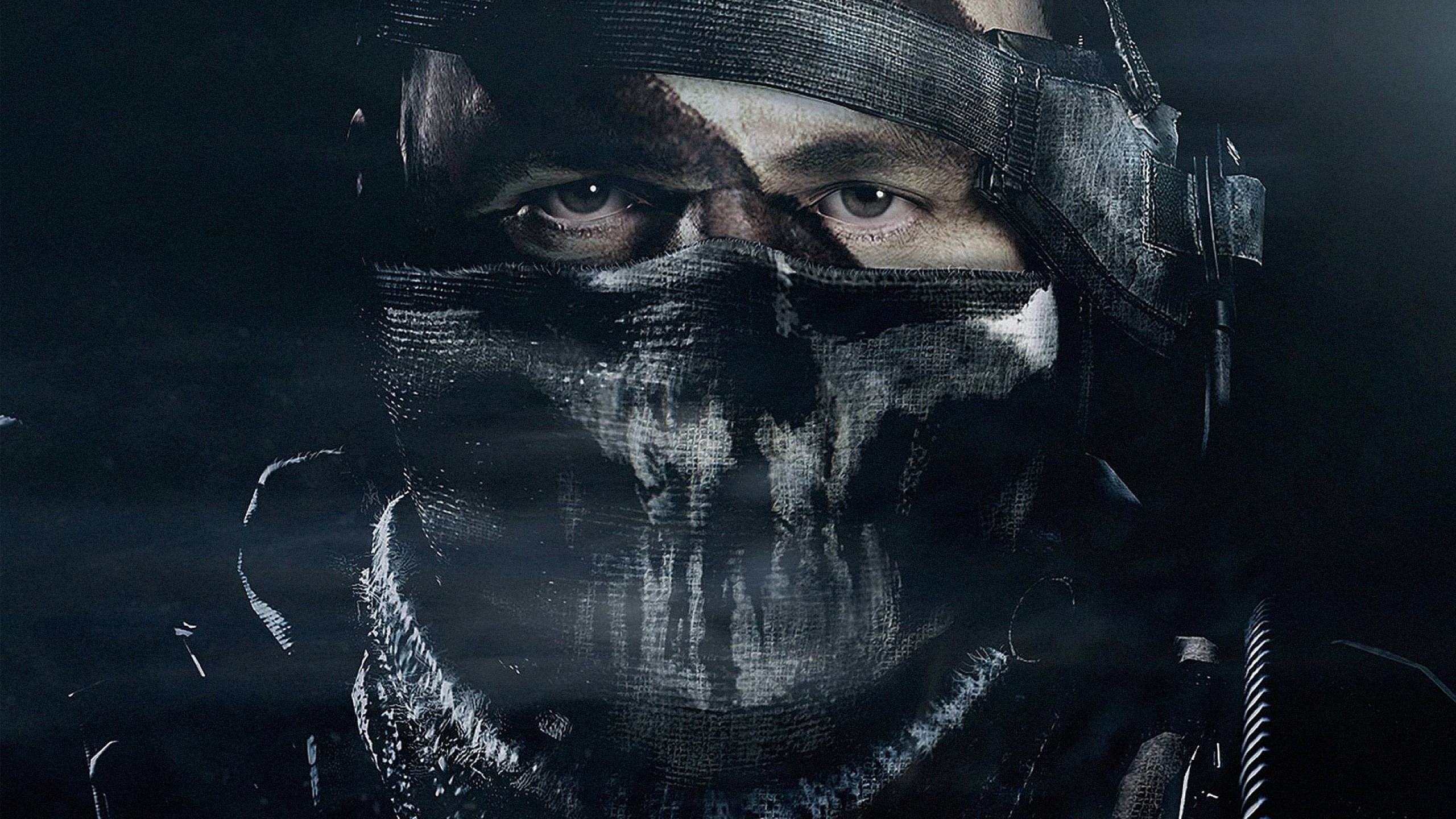 General 2560x1440 Call of Duty: Ghosts Call of Duty video games