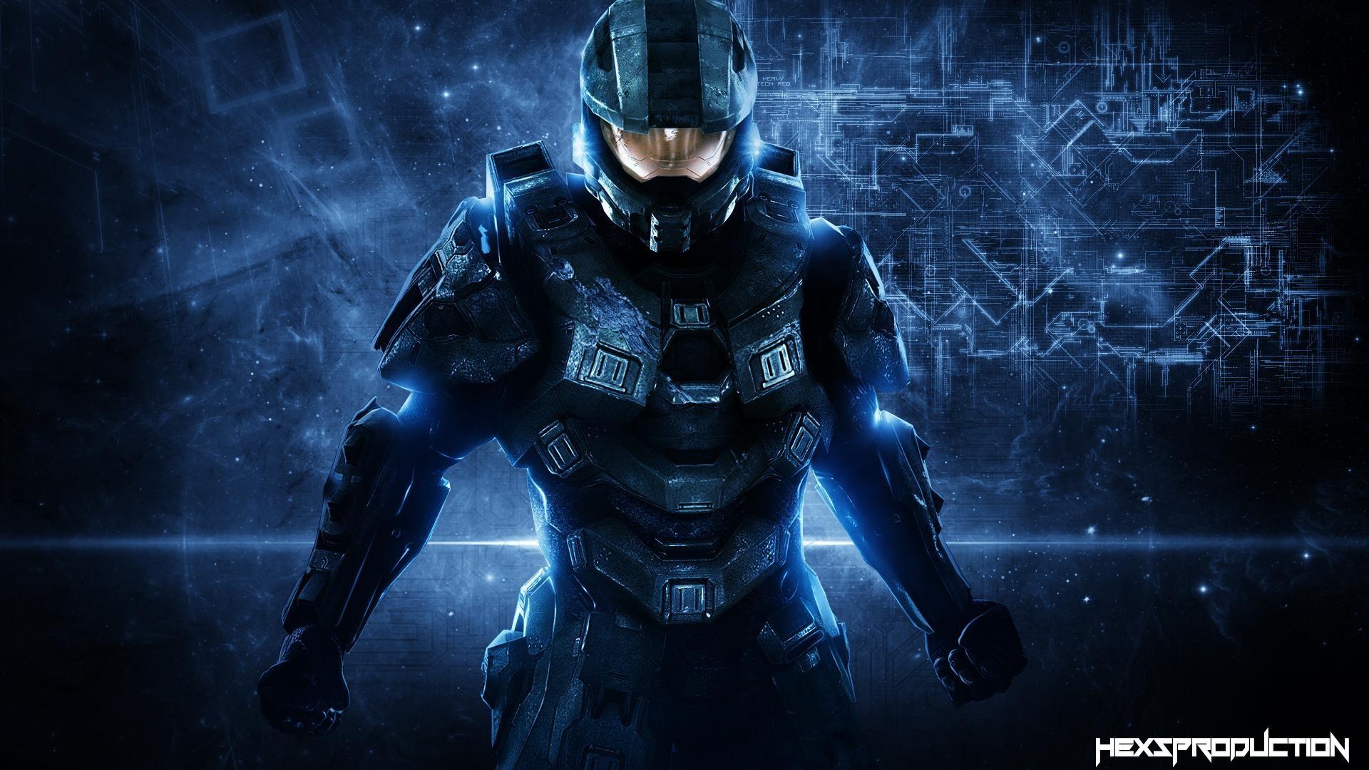 General 1920x1080 Halo Halo 4 Master Chief video games Spartans (Halo)