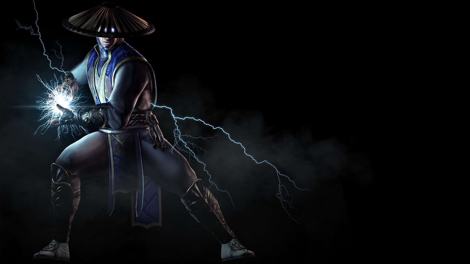 General 1920x1080 Mortal Kombat X Raiden Video Game Warriors video games