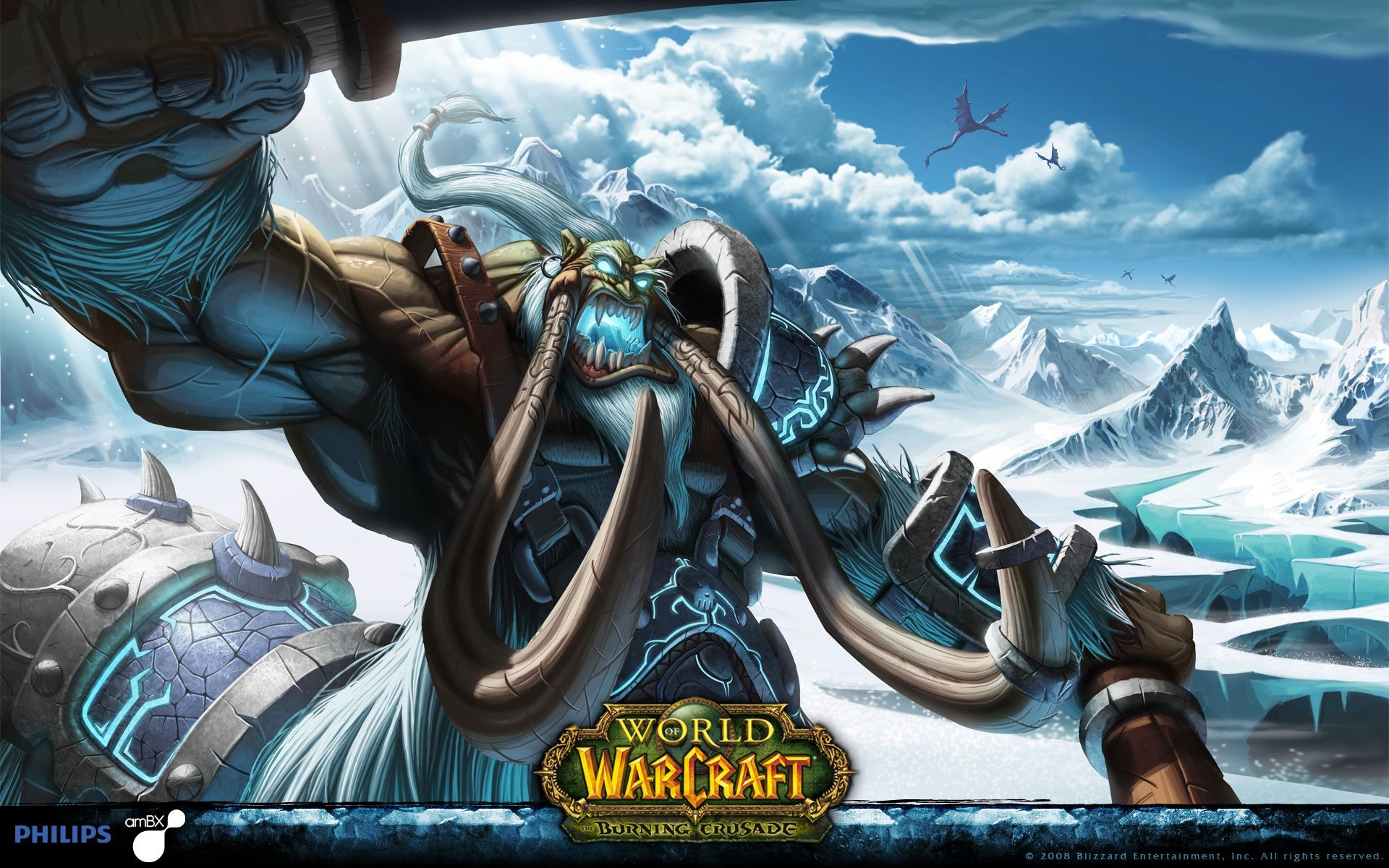 General 1920x1200 World of Warcraft World of Warcraft: The Burning Crusade 2008 (Year) Blizzard Entertainment fantasy art PC gaming