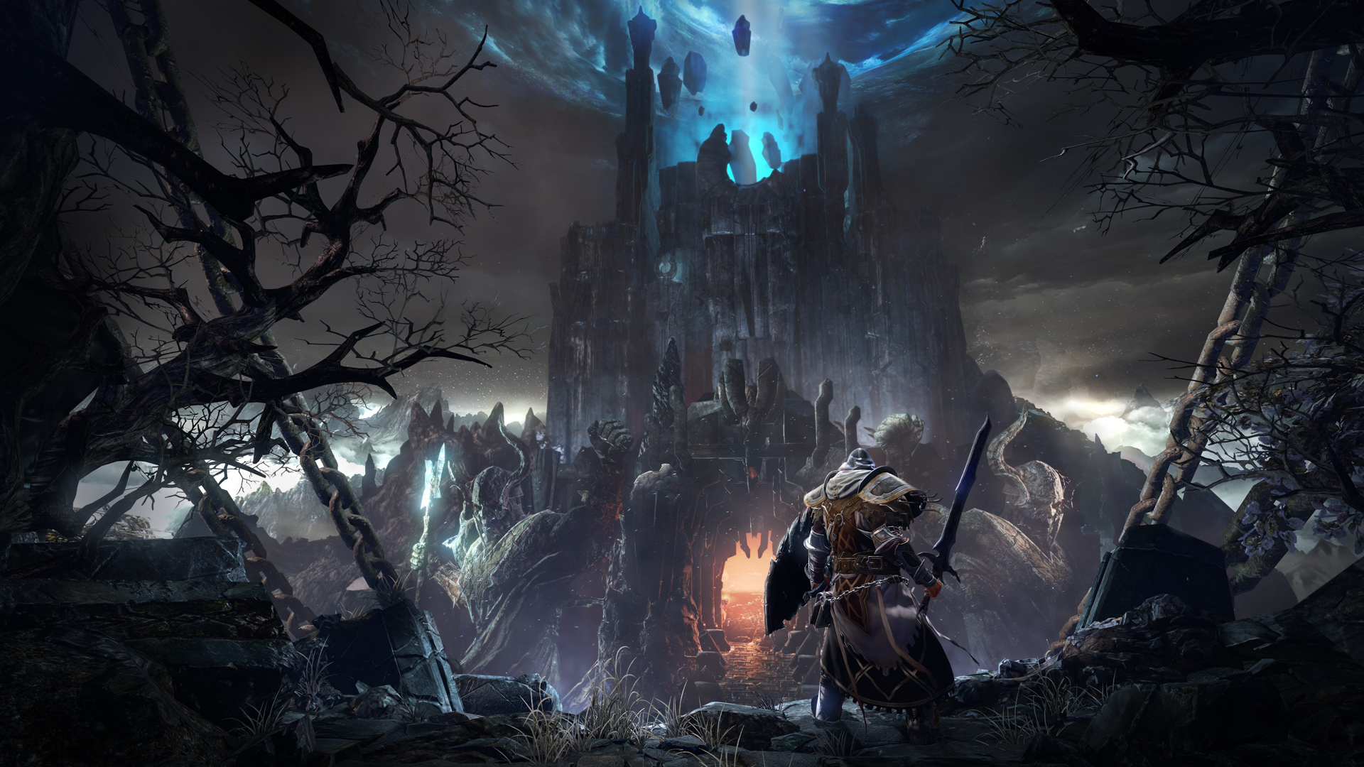 General 1920x1080 Lords of the Fallen video games video game art