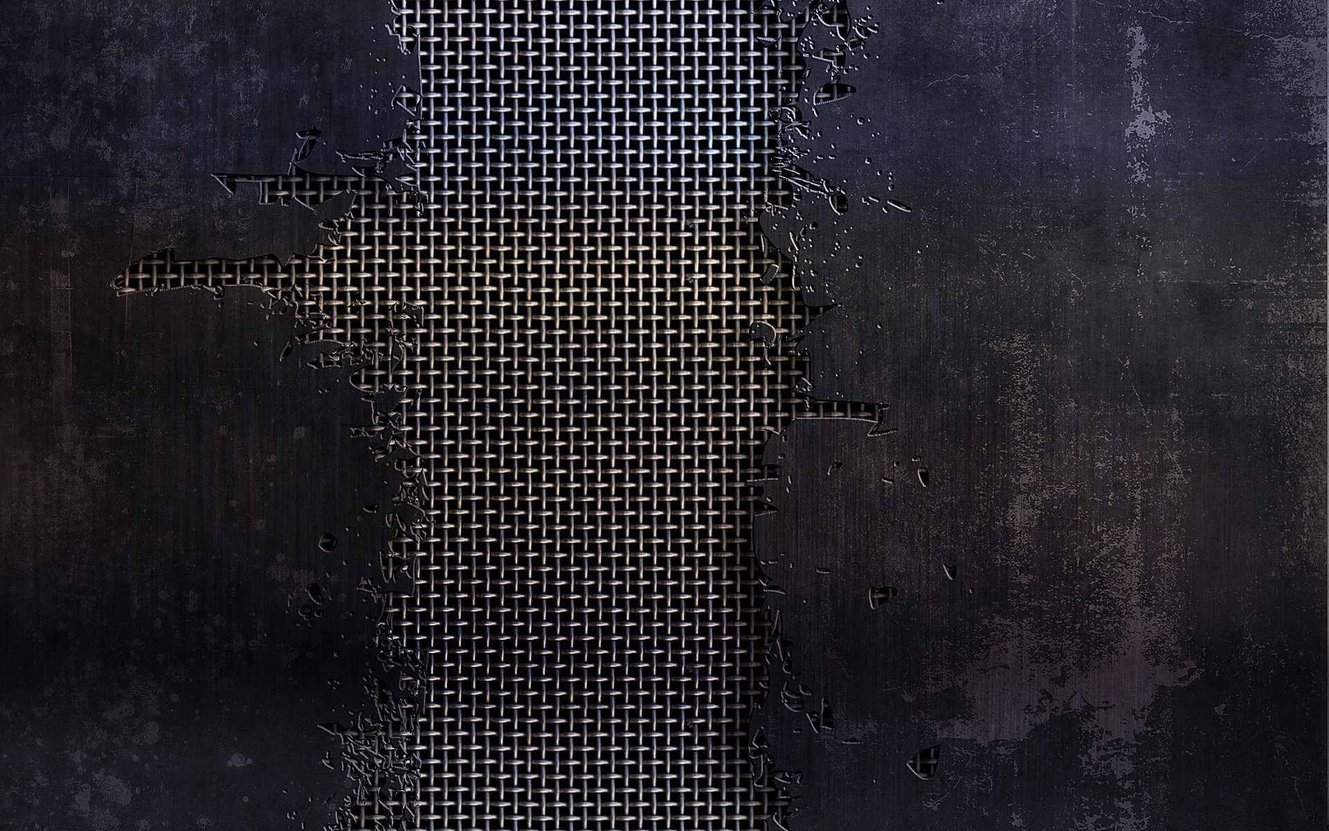 General 1920x1200 wireframe black texture
