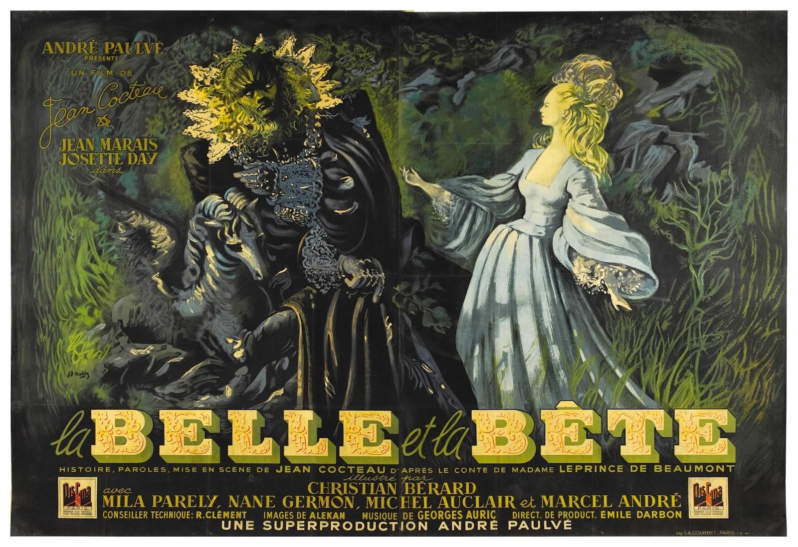 General 1600x1097 Film posters La Belle et la Bête Beauty and the Beast movie poster