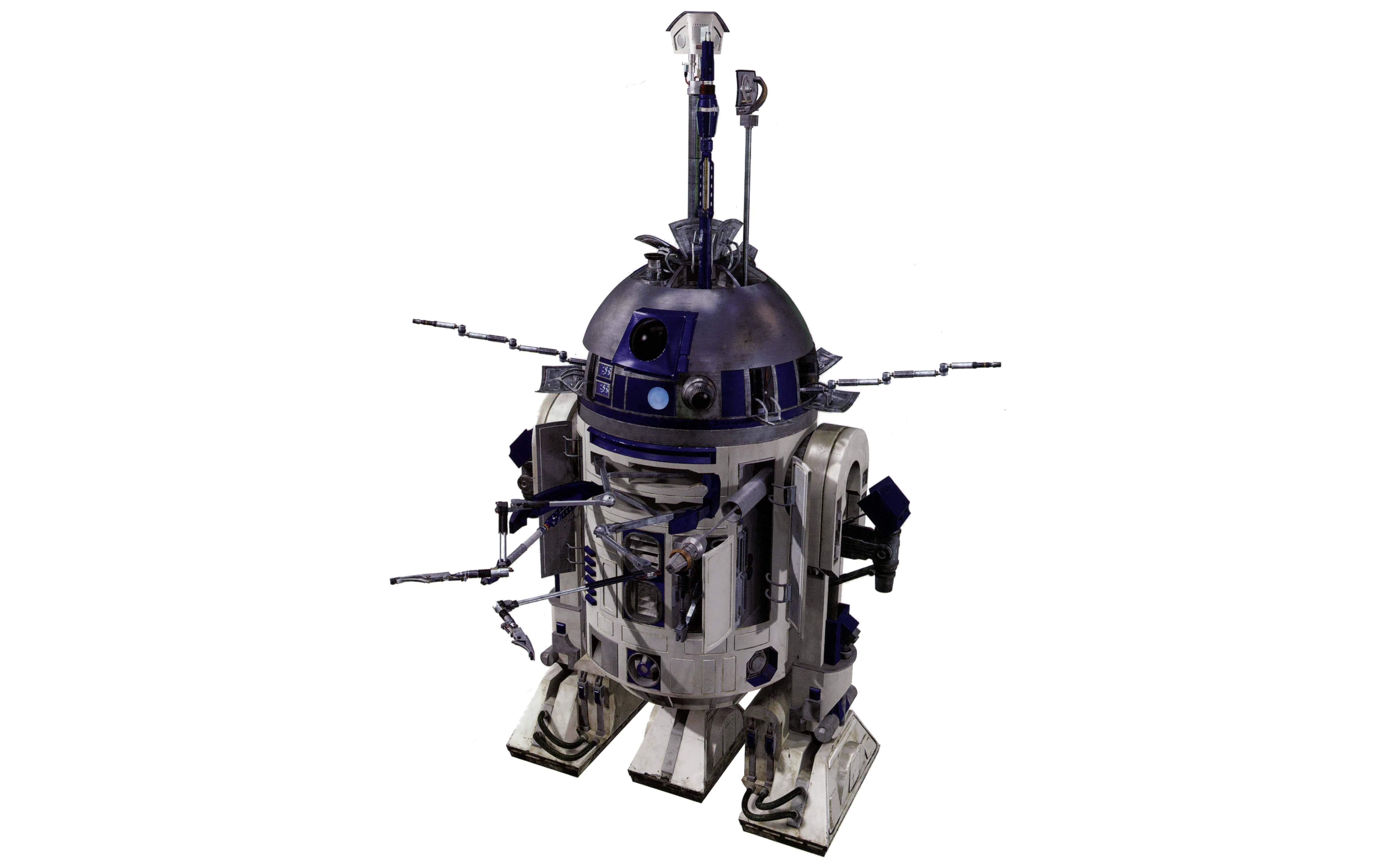 General 4812x3008 Star Wars R2-D2 Star Wars Droids white background Star Wars Heroes