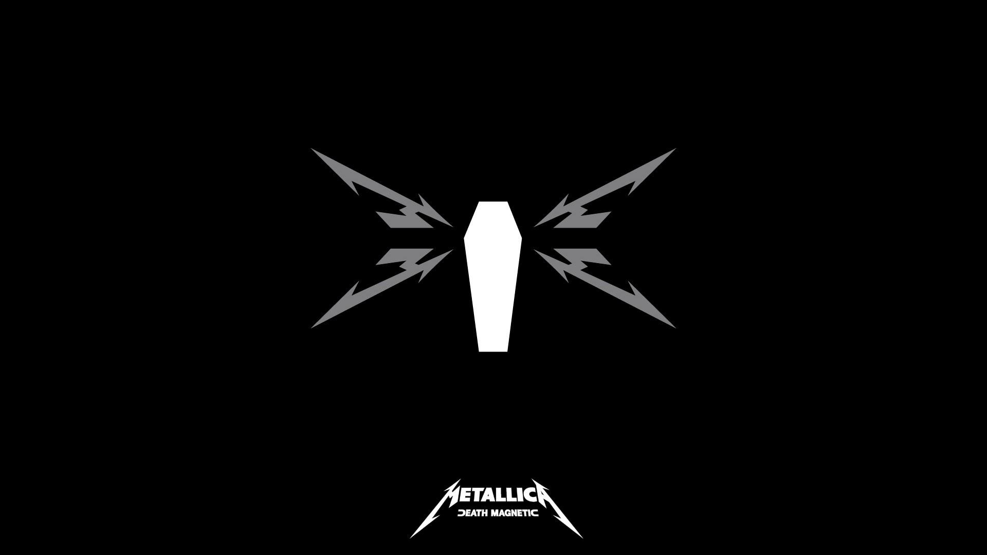 General 1920x1080 Metallica  Big 4  band logo heavy metal thrash metal