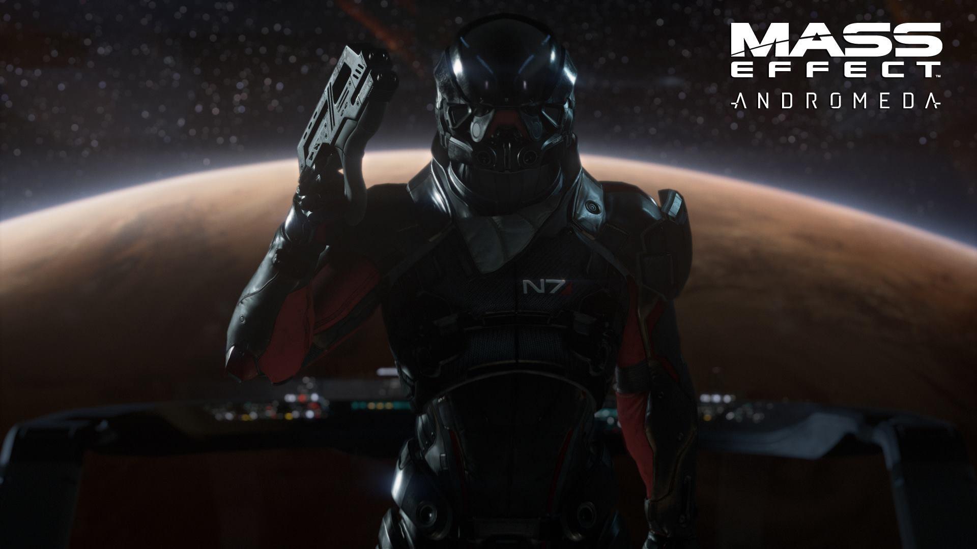General 1920x1080 Mass Effect Mass Effect 4 Mass Effect: Andromeda N7