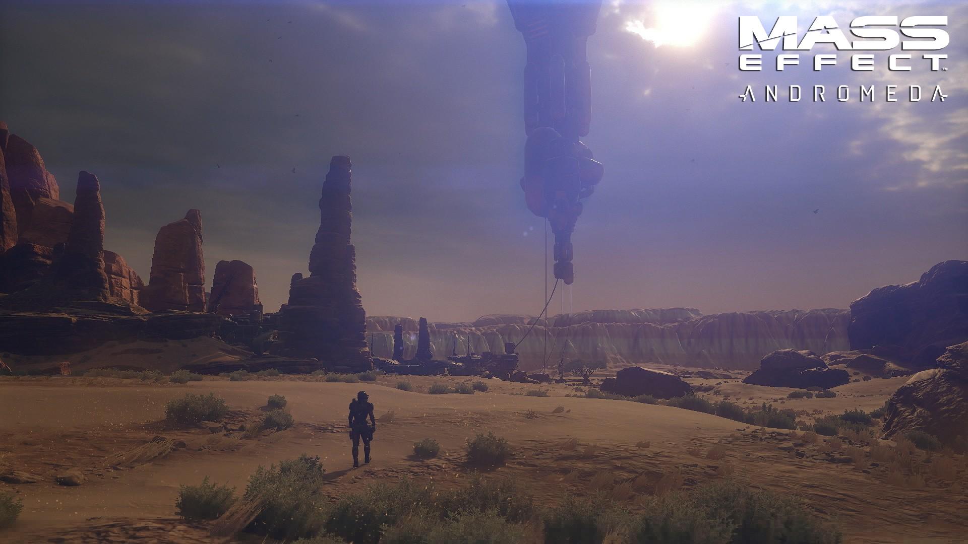 General 1920x1080 Mass Effect: Andromeda Mass Effect video games
